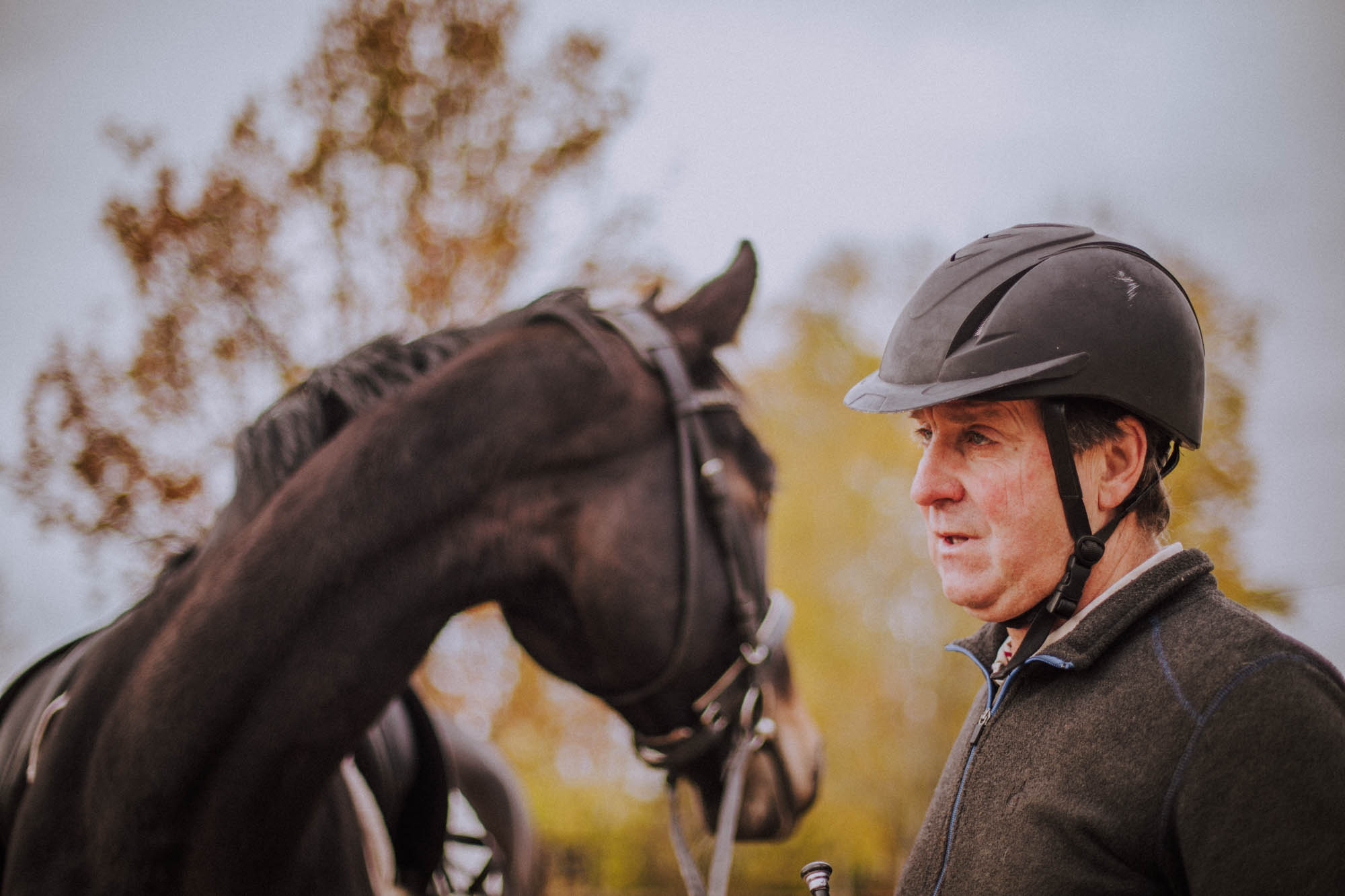 Close-up: per waaler - Ambition and creativity are the driving forces of development, and patience is the key to absolutely everything. We met legendary dressage expert Per Waaler at his farm on the Swedish east coast.