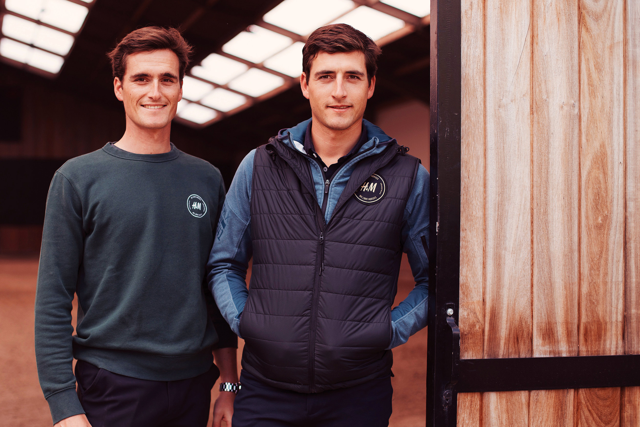 BEHIND THE MATCHING SHOW JACKETS: OLIVIER & NICOLA PHILIPPAERTS - The whole world of showjumping seems to be fascinated by the twins with the certain x-factor. But in between all the competitions and pressure, we can't help but wonder – what's behind the matching show jackets?