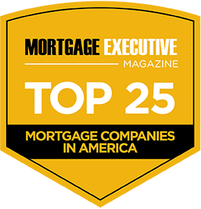 C&S is a branch of one of Mortgage Executive Magazine's top 25 Mortgage Companies in America!