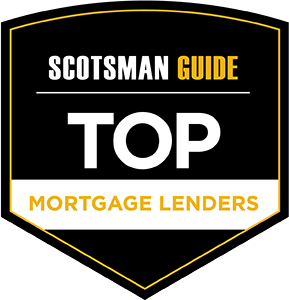 We are one of Scottsman Guide's top mortgage lenders.