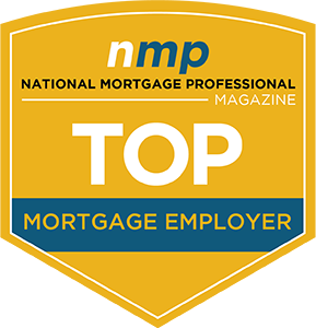 We are one of Mortgage Executive Magazine's 50 best places to work