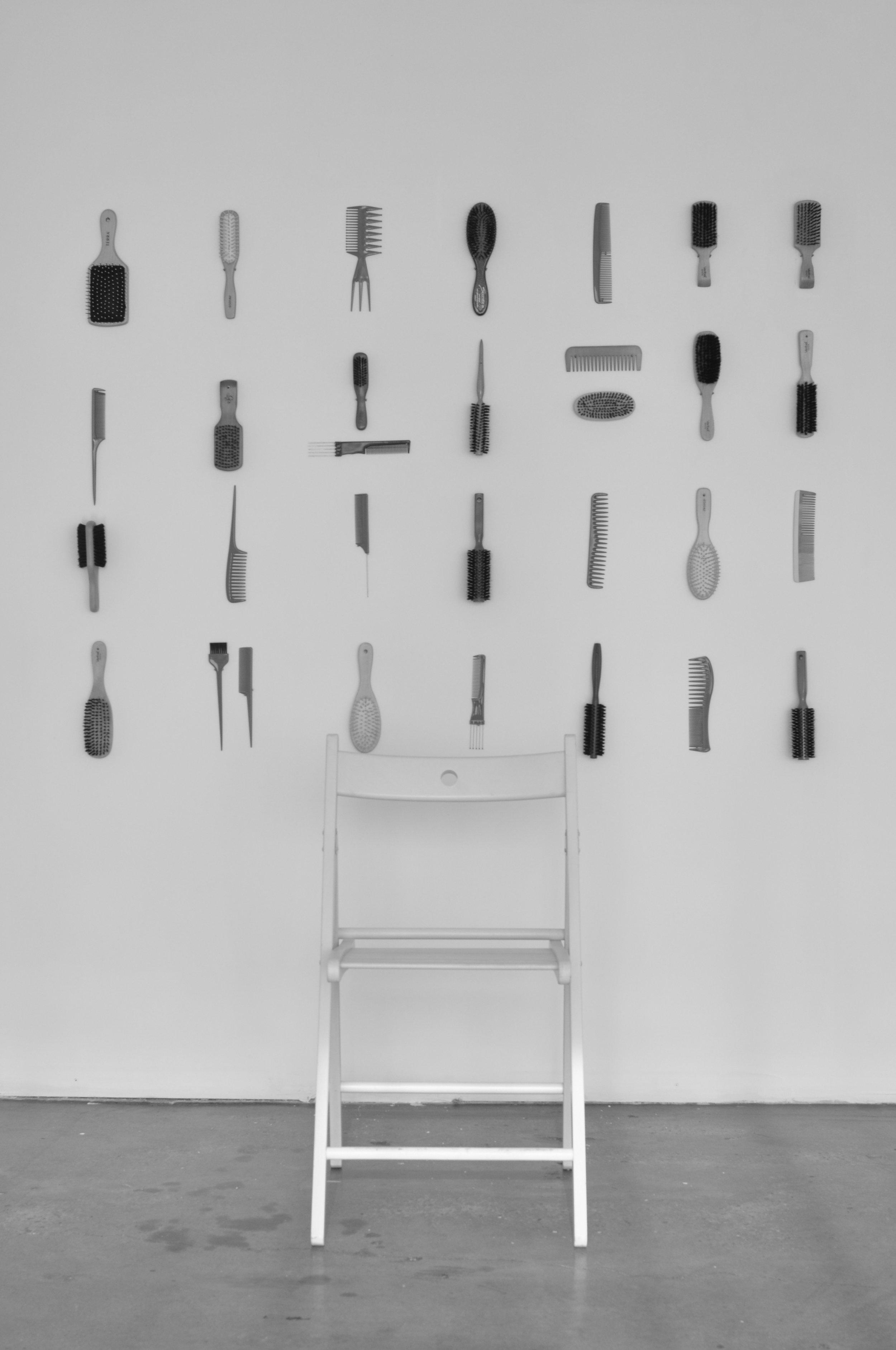 Comb My Hair   (2012) Performance Mechanism