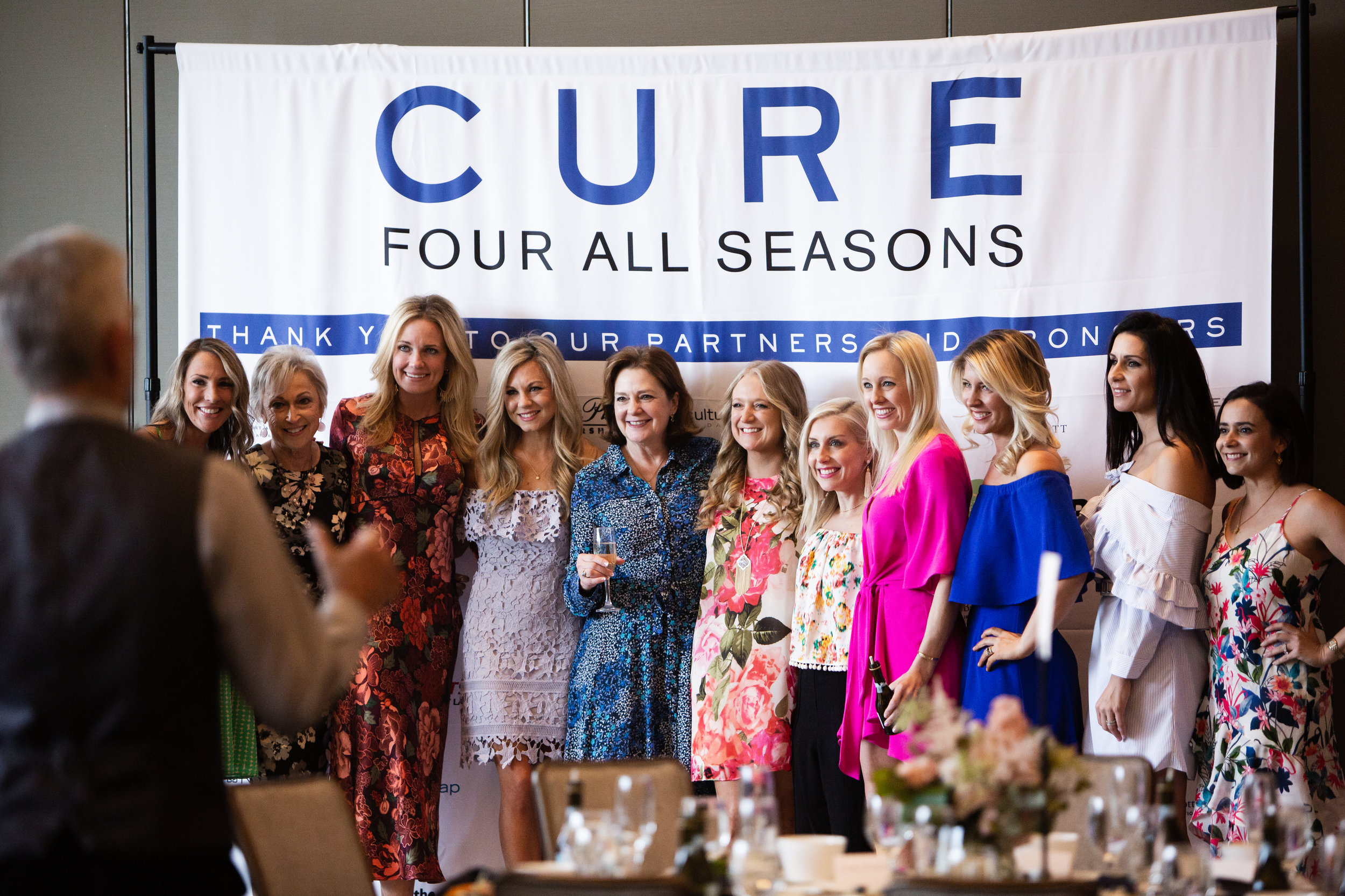 Fashion Show + Luncheon - in partnership with NorthPark CenterThank You to all who attended!