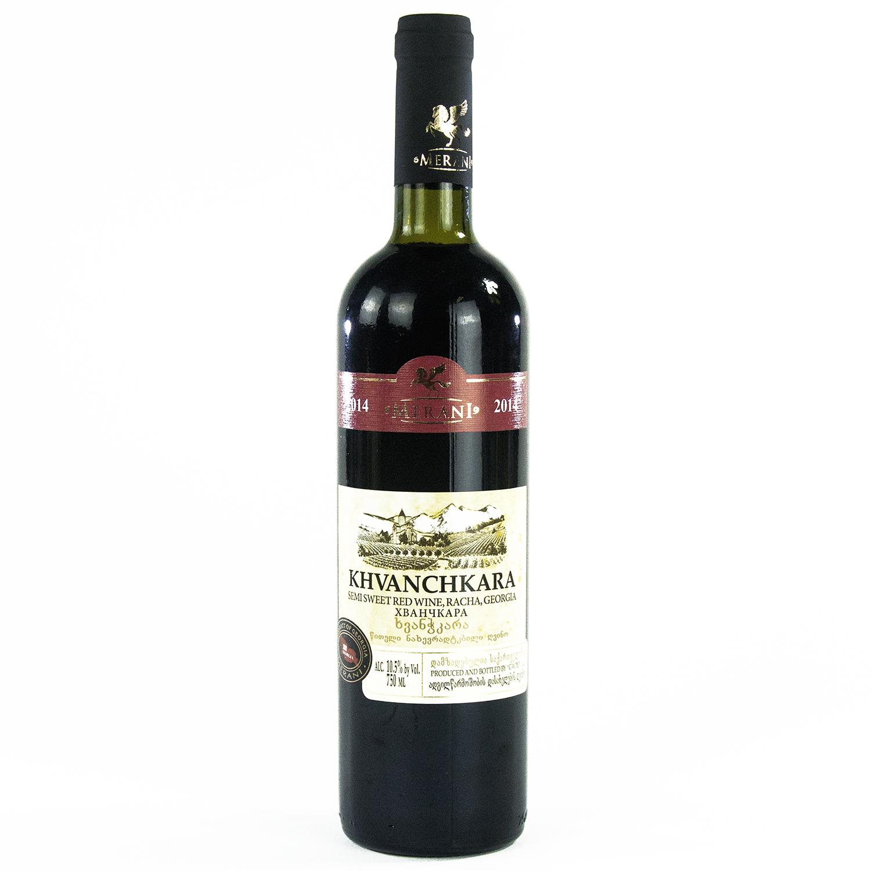 Merani Khvanchkara Semi Sweet Red Wine