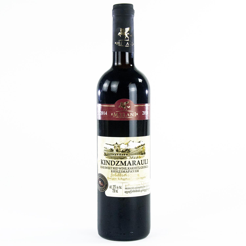 Merani Kindzmarauli Semi Sweet Red Wine