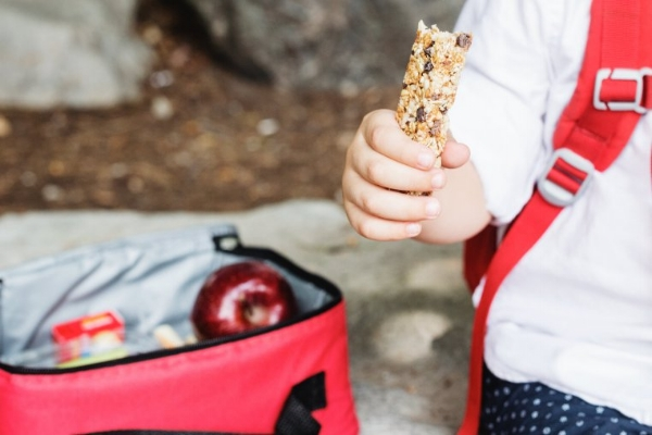 These ideas will give your children lots of energy as well as a good serving of nutrients as well  Photo: Sarah Pflug