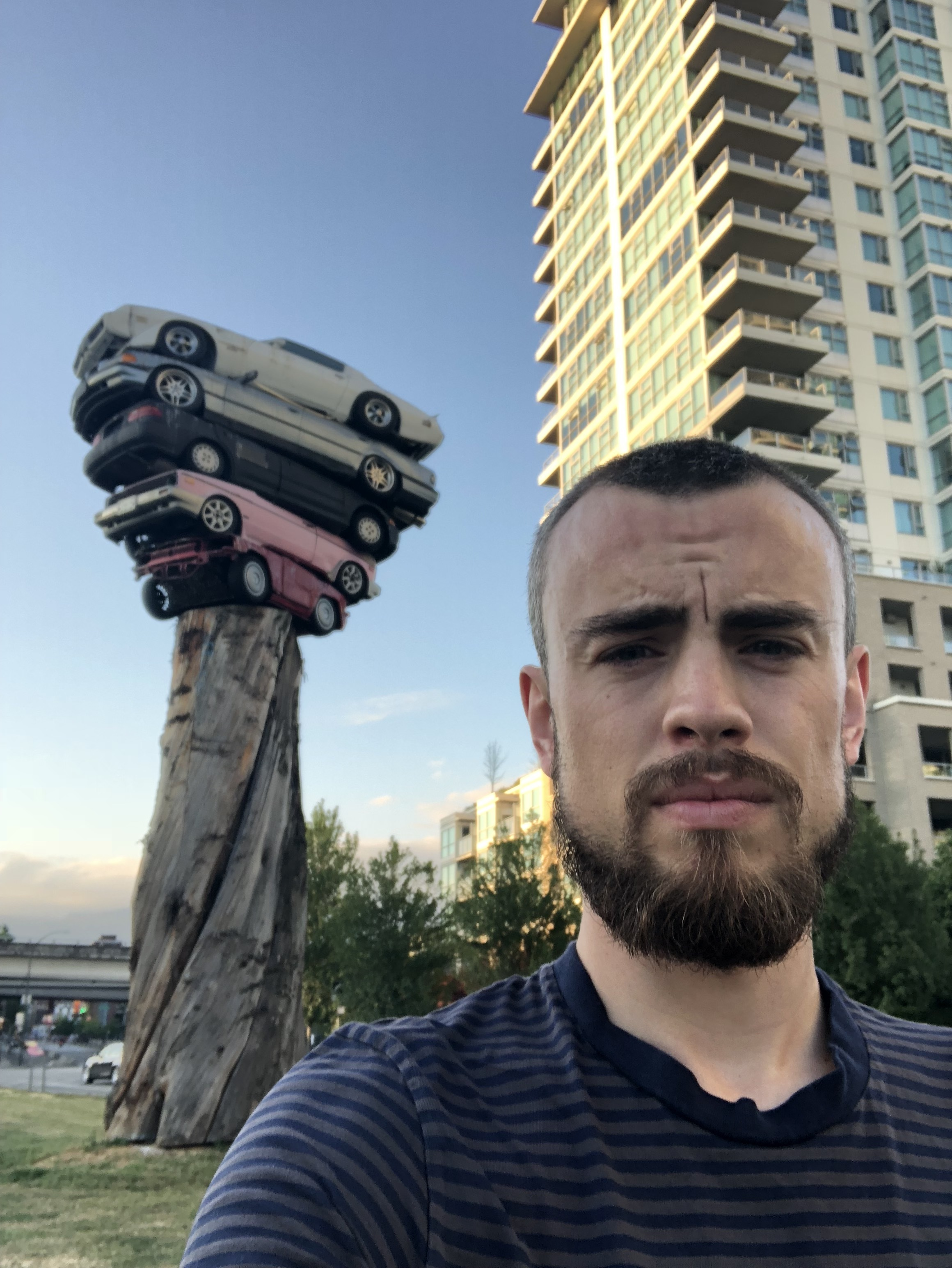TobyBennett - The 2018-2020 Vancouver Biennale will create a lasting impact across the city. As a member of the VBYA, I am excited to see public art brought to unique locations throughout Vancouver. I am digital marketer by trade, with a focus on e-commerce.
