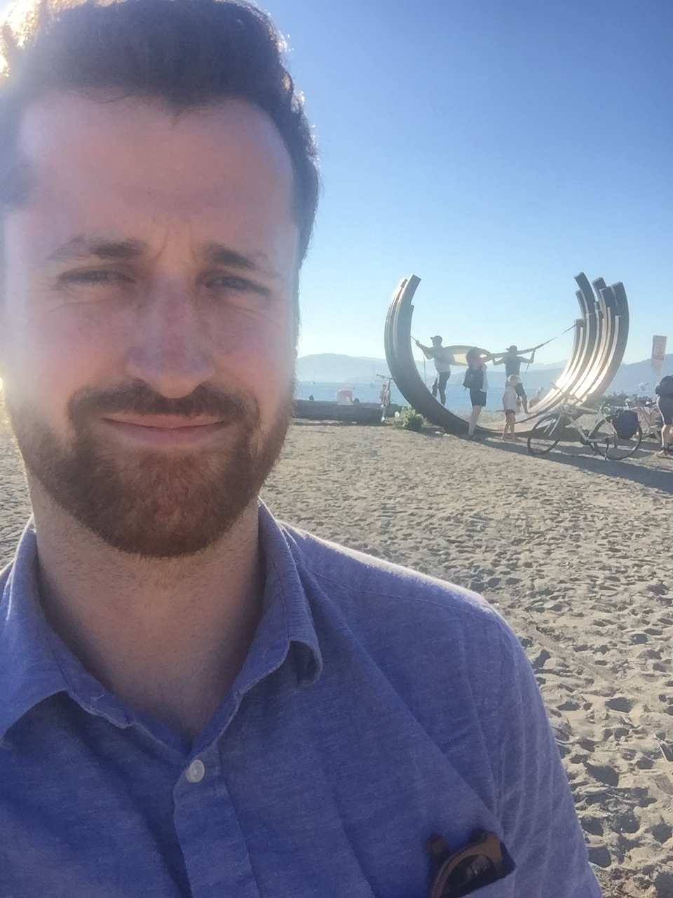 DavidStein - As a founding member of the VB Young Ambassadors I am inspired by the thought provoking public art being introduced to our city. I am a designer and artist with a degree in Landscape Architecture working on a variety of public and private projects.@davidbydavid