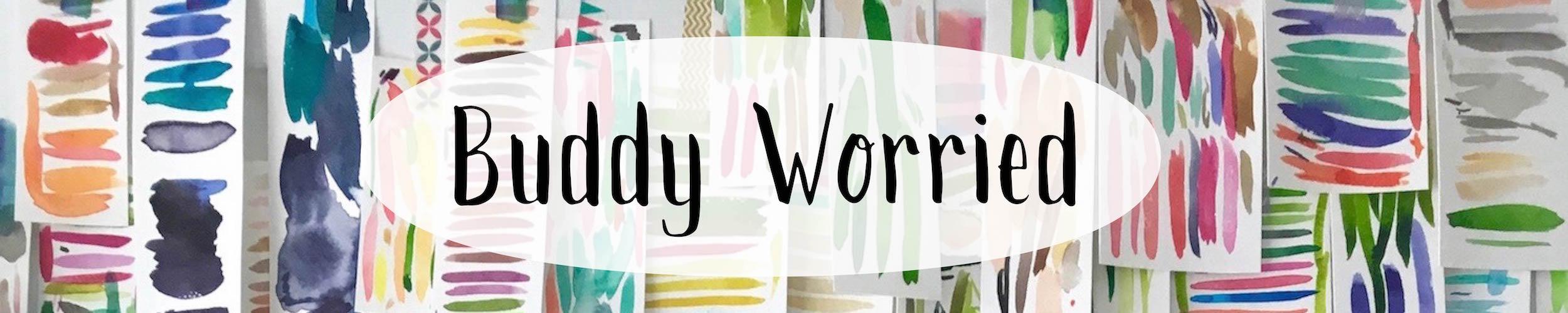 Children's Book Illustrator Amy Richards book Buddy Worried
