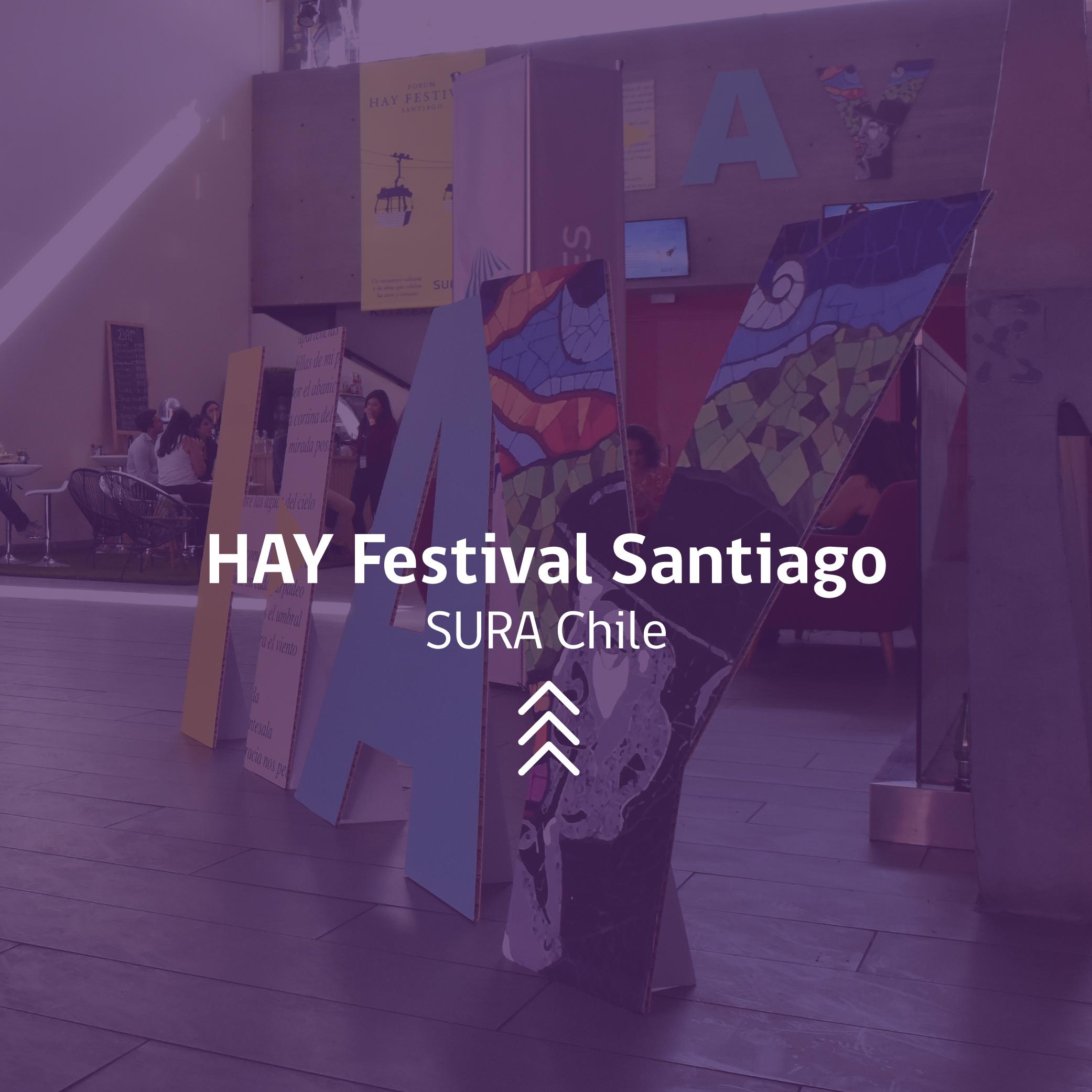 Hay Festival Santiago SURA CHILE
