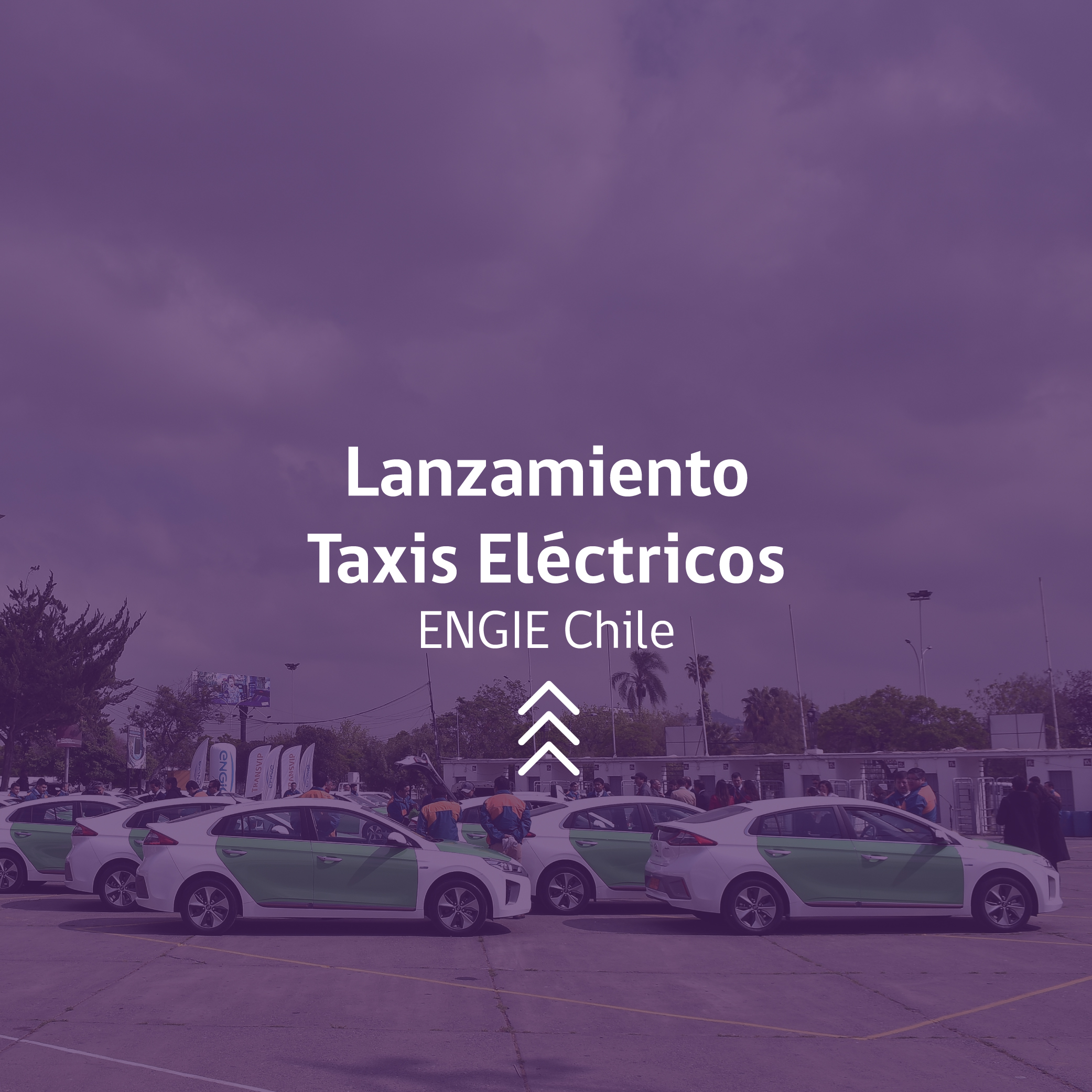 Taxis Electricos ENGIE