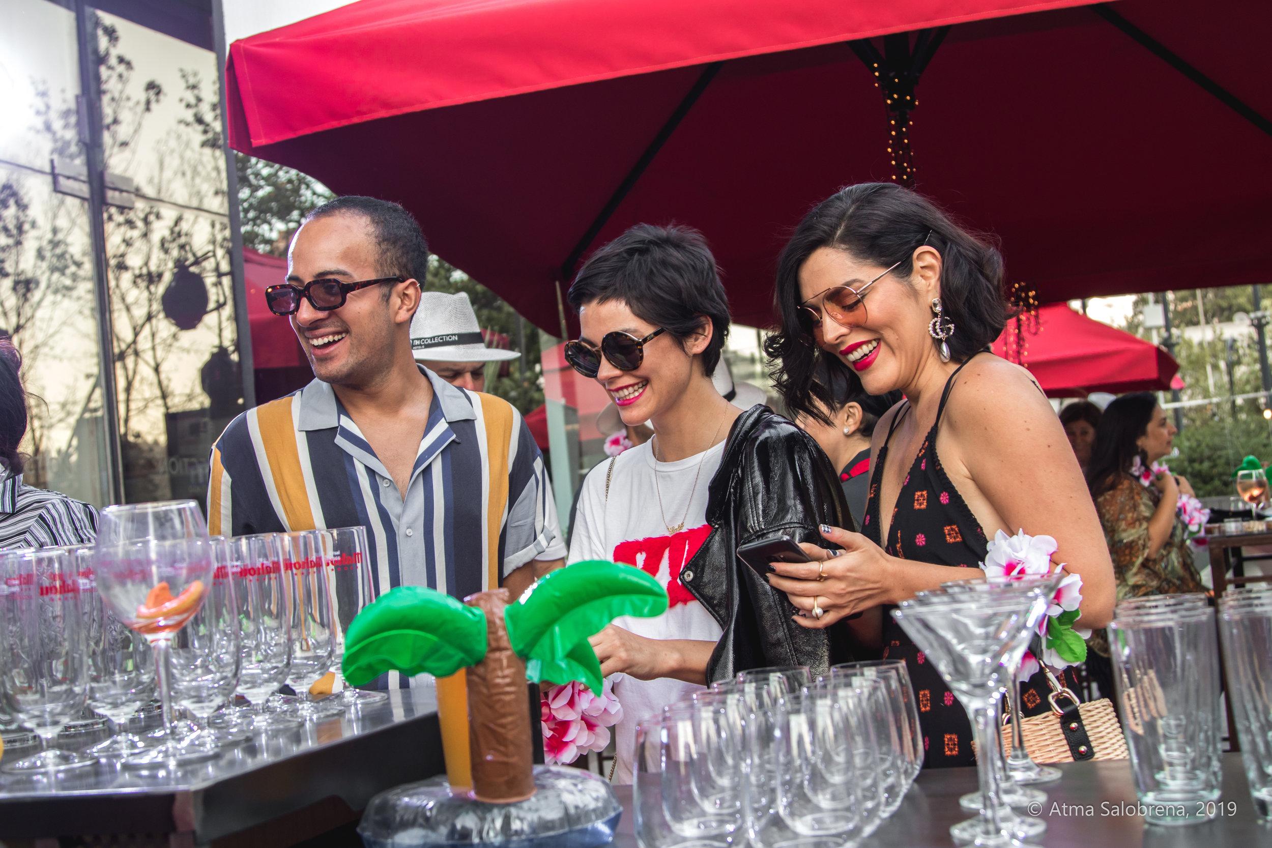 Temporada de Terrazas NH Collection Santiago Evento