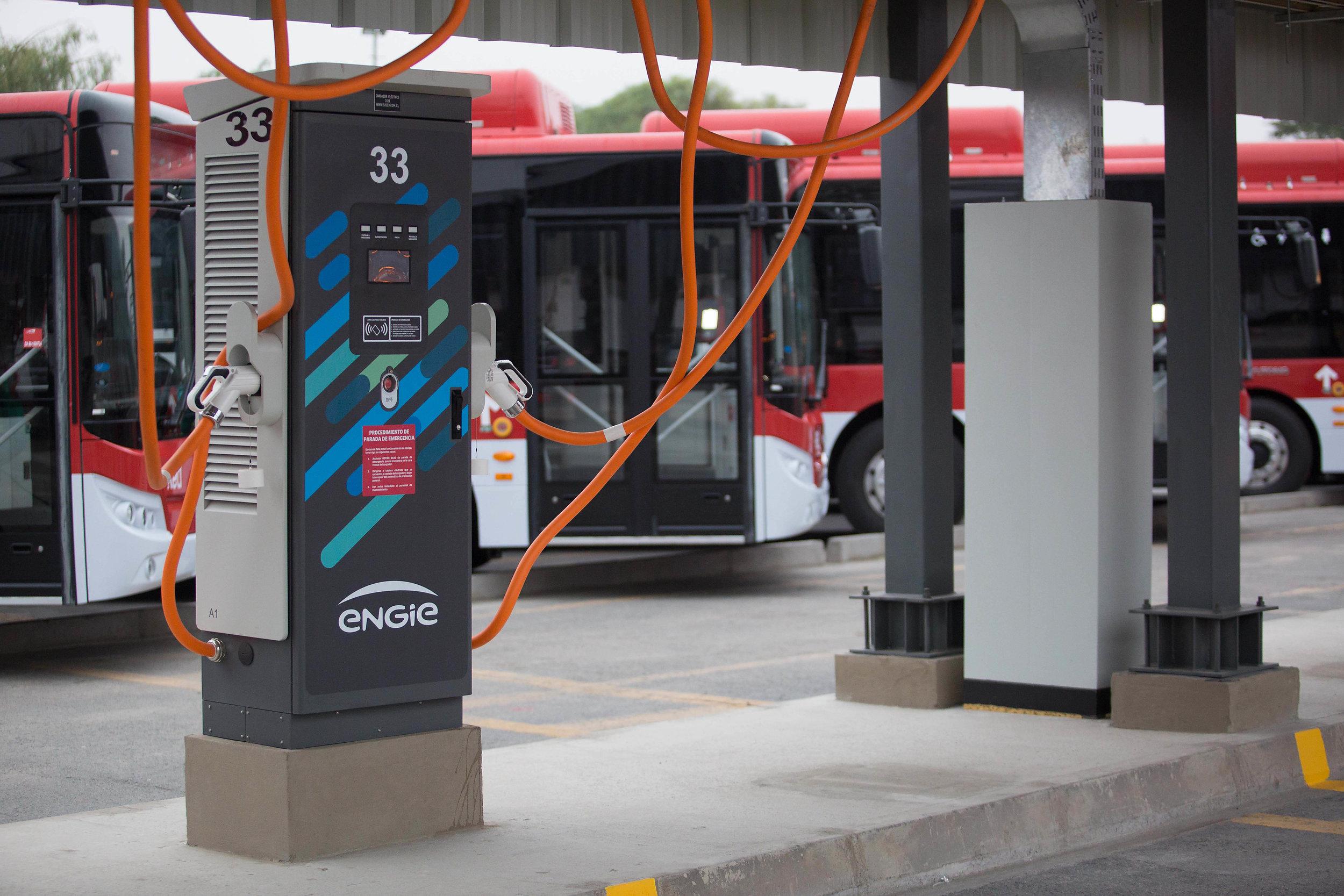 Inauguración Electroterminal VULE Buses Eléctricos Chile CProducciones Eventos Corporativos