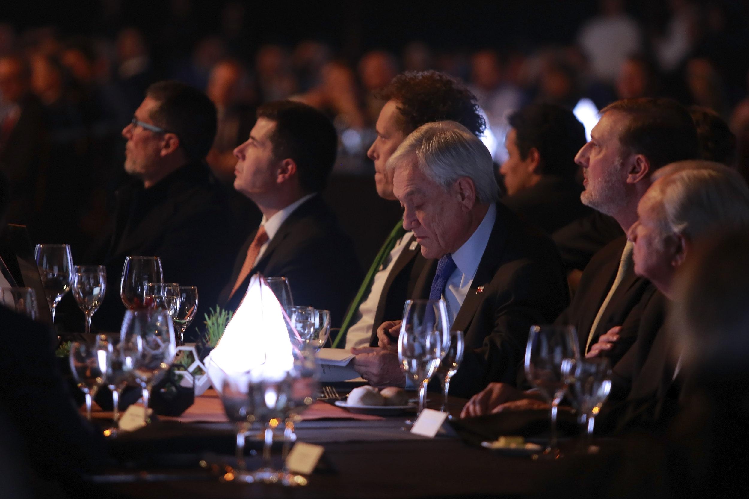 Presidente Sebastian Piñera - CProducciones