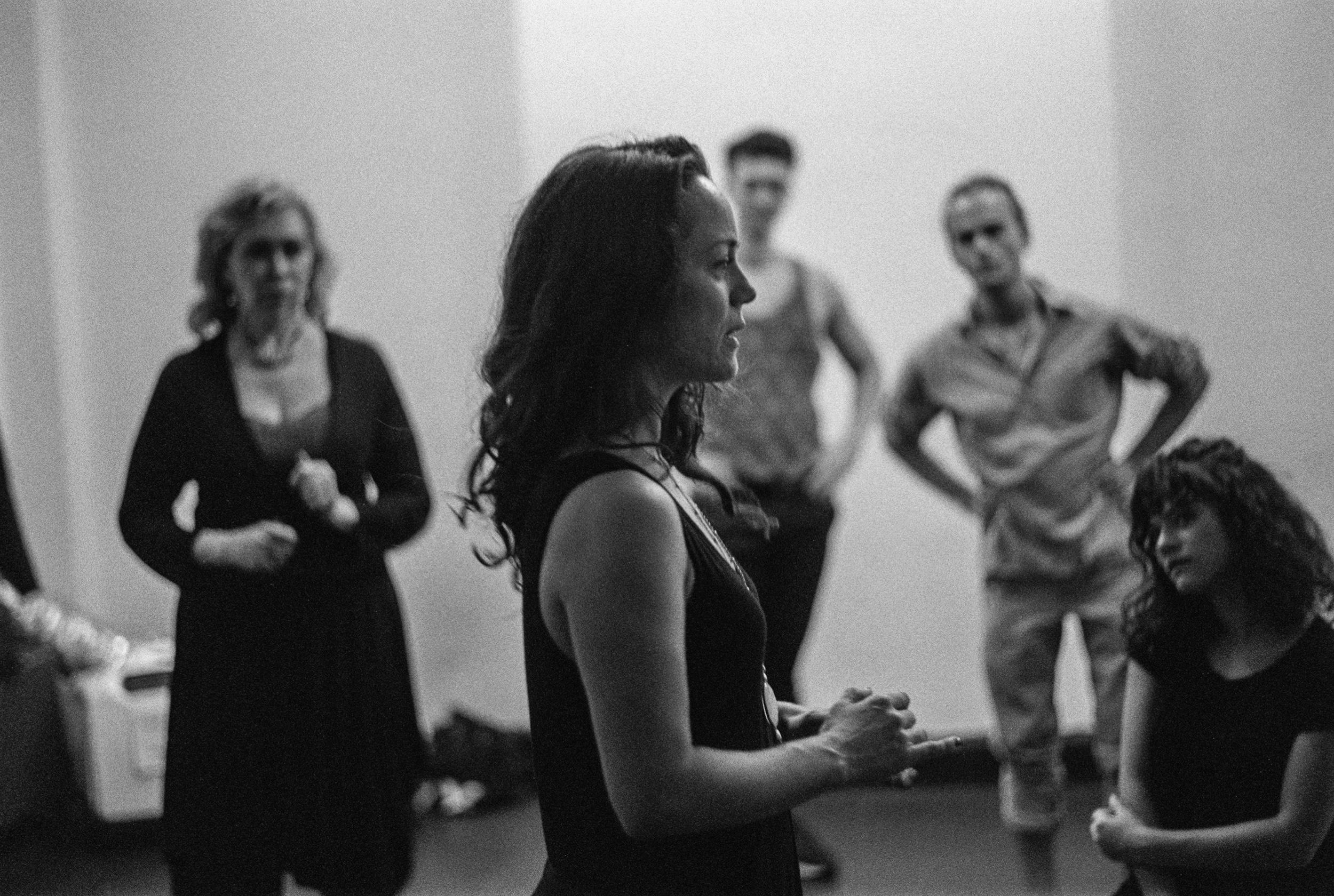 Allison Plamondon (Choreographer)