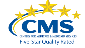 2019 Center for Medicare and Medicaid 5-Star Rating -
