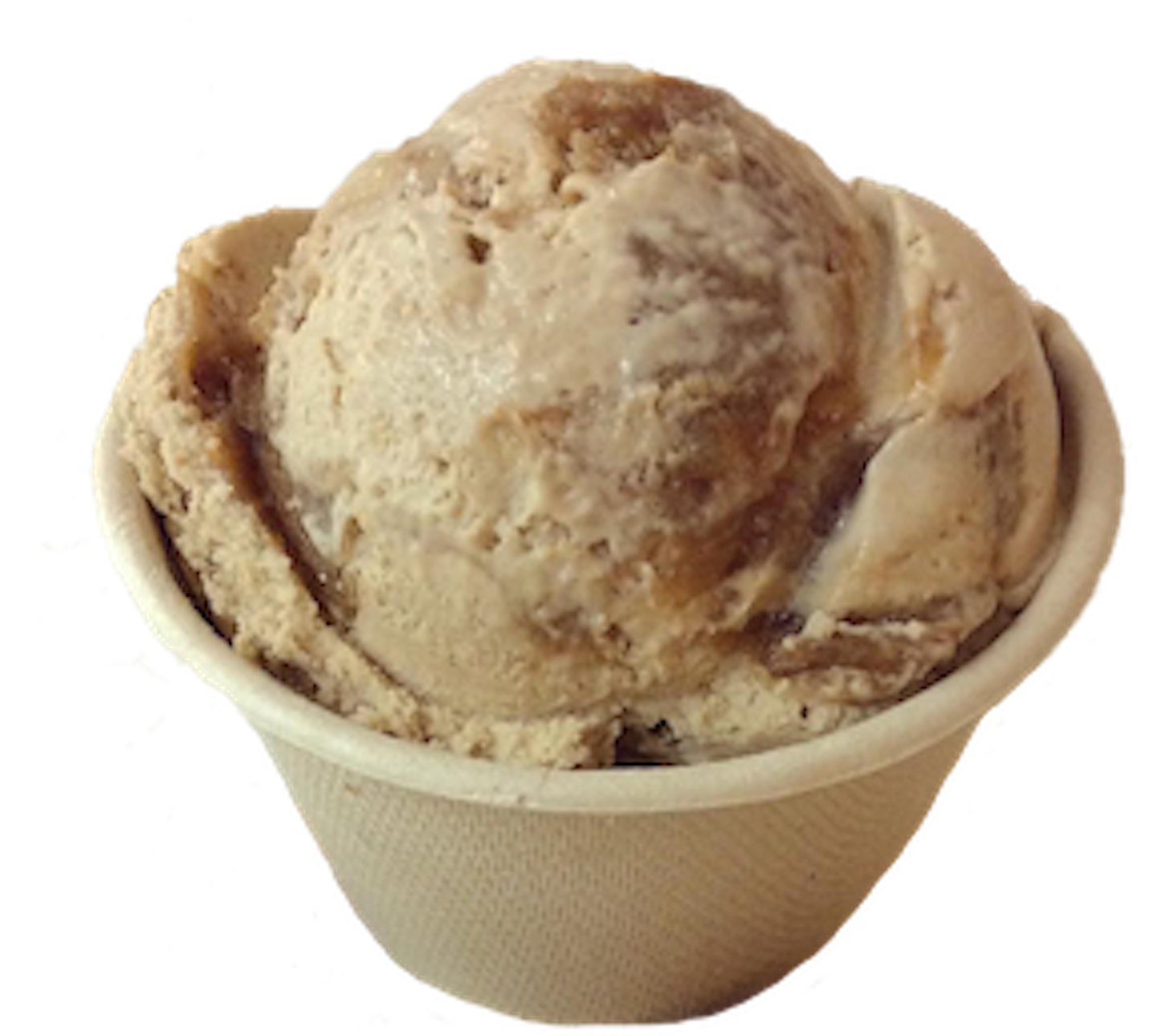 WE MAKE EACH BATCH OF ICE CREAM FROM SCRATCH WITHOUT DAIRY, EGGS, GLUTEN, WHITE OR REFINED SUGARS, OR ANYTHING ARTIFICIAL! - WE EVEN MAKE EVERY SINGLE COOKIE, BROWNIE, CARAMEL, CRUMBLE, PIECE OF FUDGE. PIE CRUST & CHOCOLATE CHIP FROM SCRATCH WITH THE SAME PLANT-BASED INGREDIENTS!