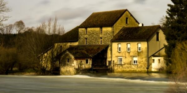 Moulin de l'Arnaude