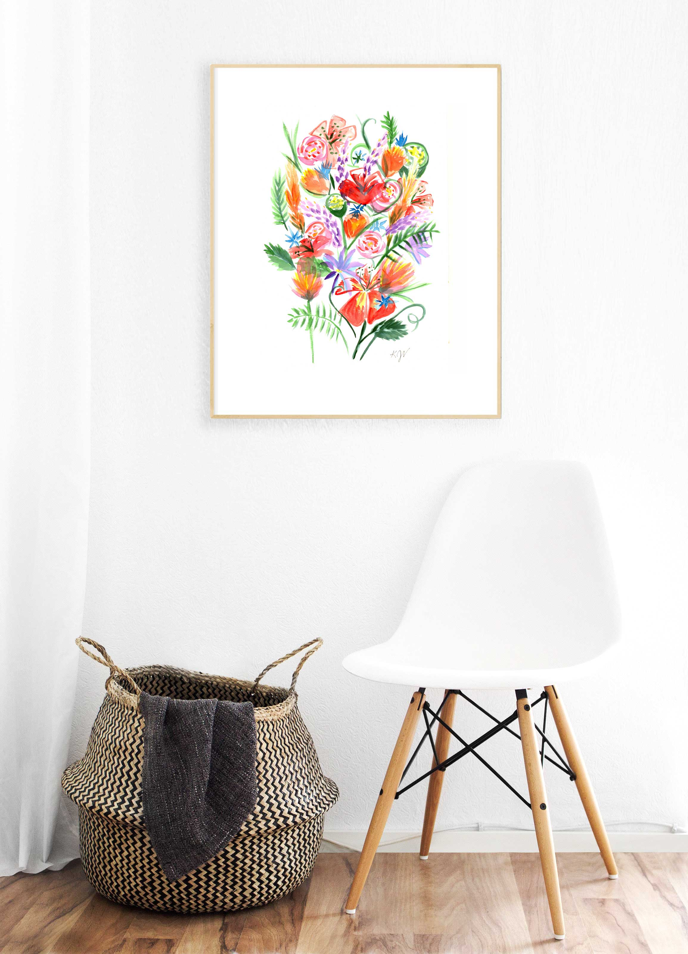 WALLFLOWERS - COLLECTION No. 1