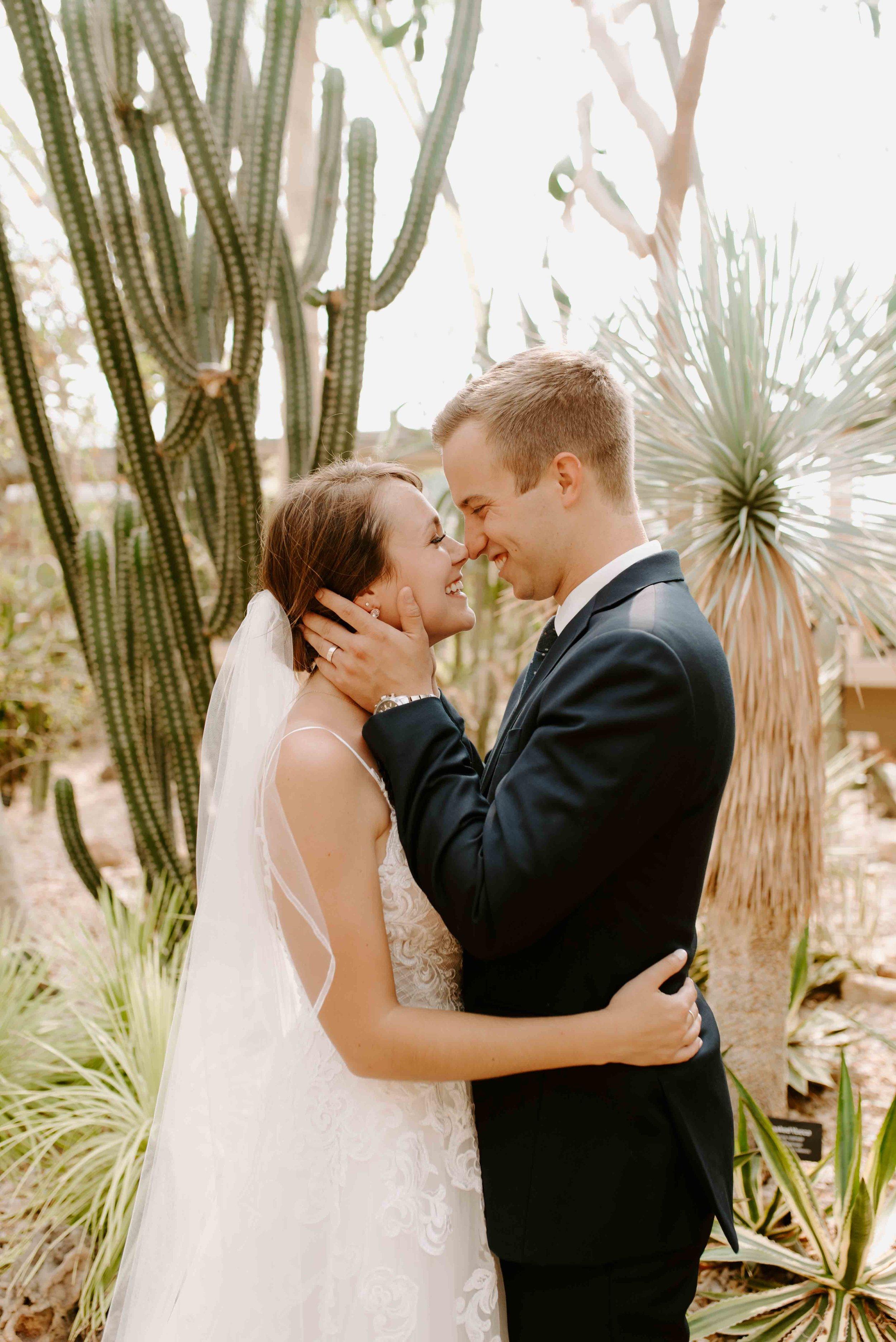 Jessica + Paul   Garfield Park Wedding Photos