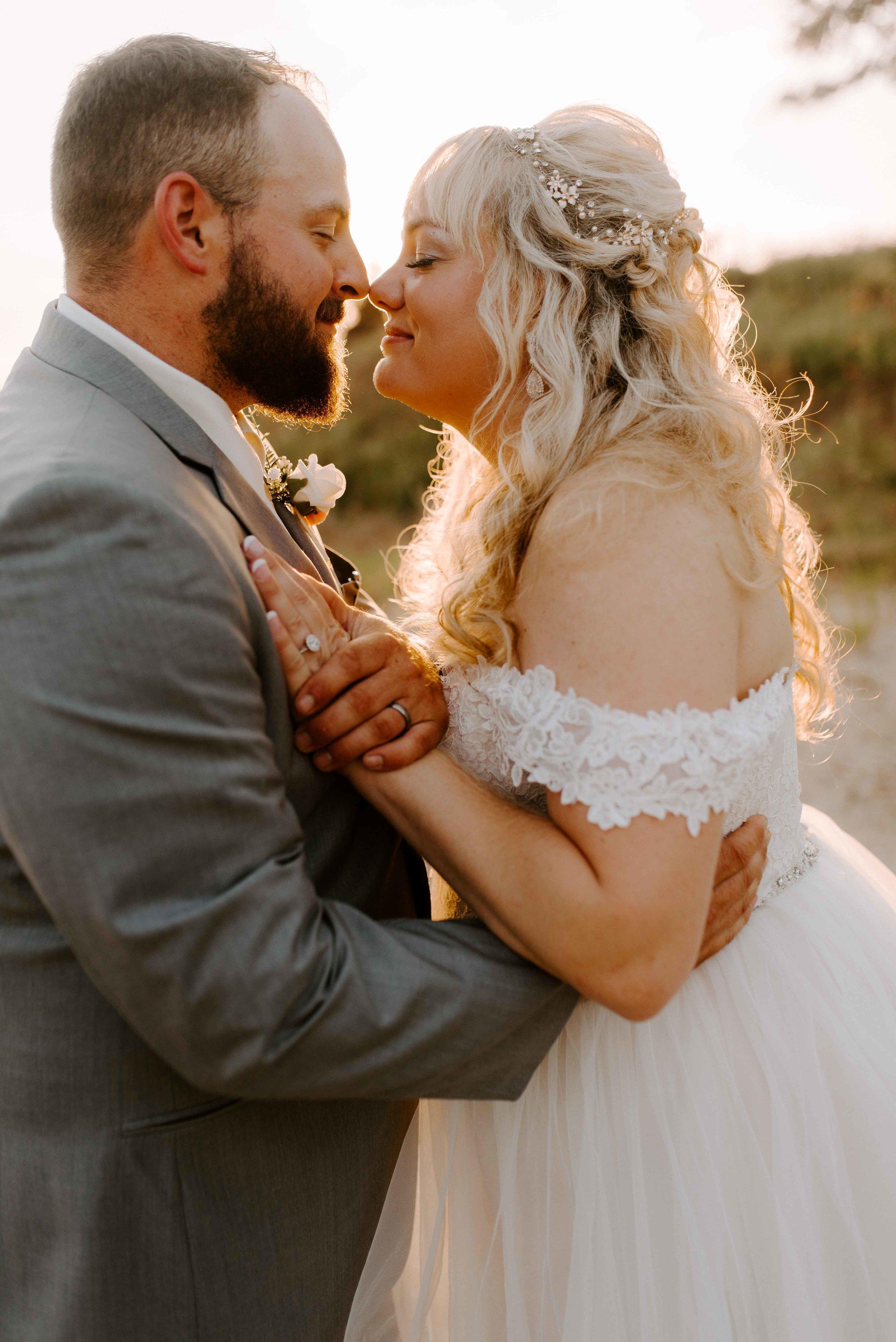 Tiffany + Joey   Cedar Rapids Wedding