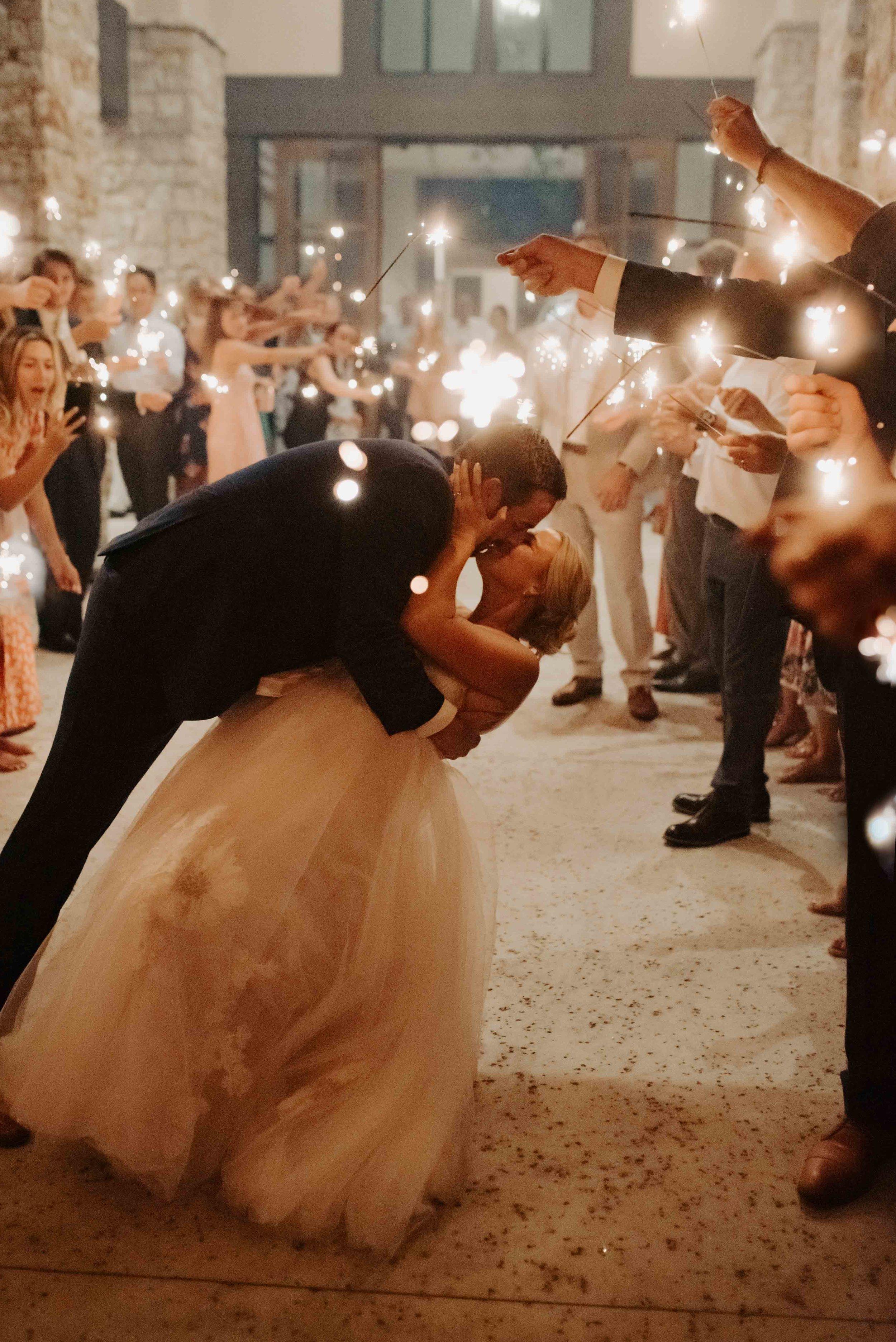Sparkler Exit Wedding Photo Chicago.jpg