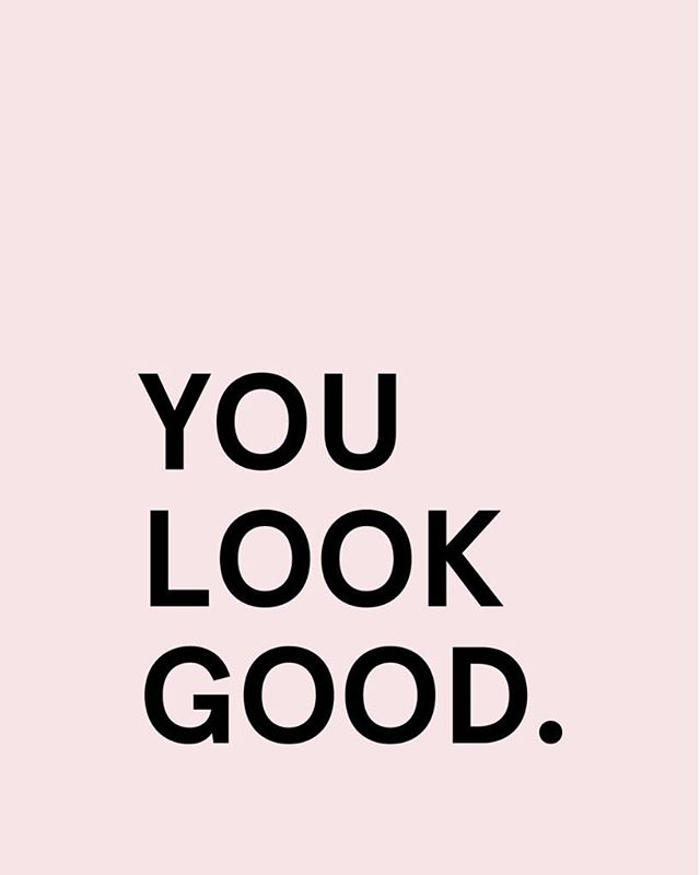 But seriously. We spend so much time obsessing over what we need to fix, when really we should focus more on what we love about ourselves. What's your favorite part of your face? 💗 . . . . . . . #gracefulfaceyoga #wellness #selfcare #selflove #loveyourself #loveyourface #beautycomesfromwithin #skincareroutine #skincaretips
