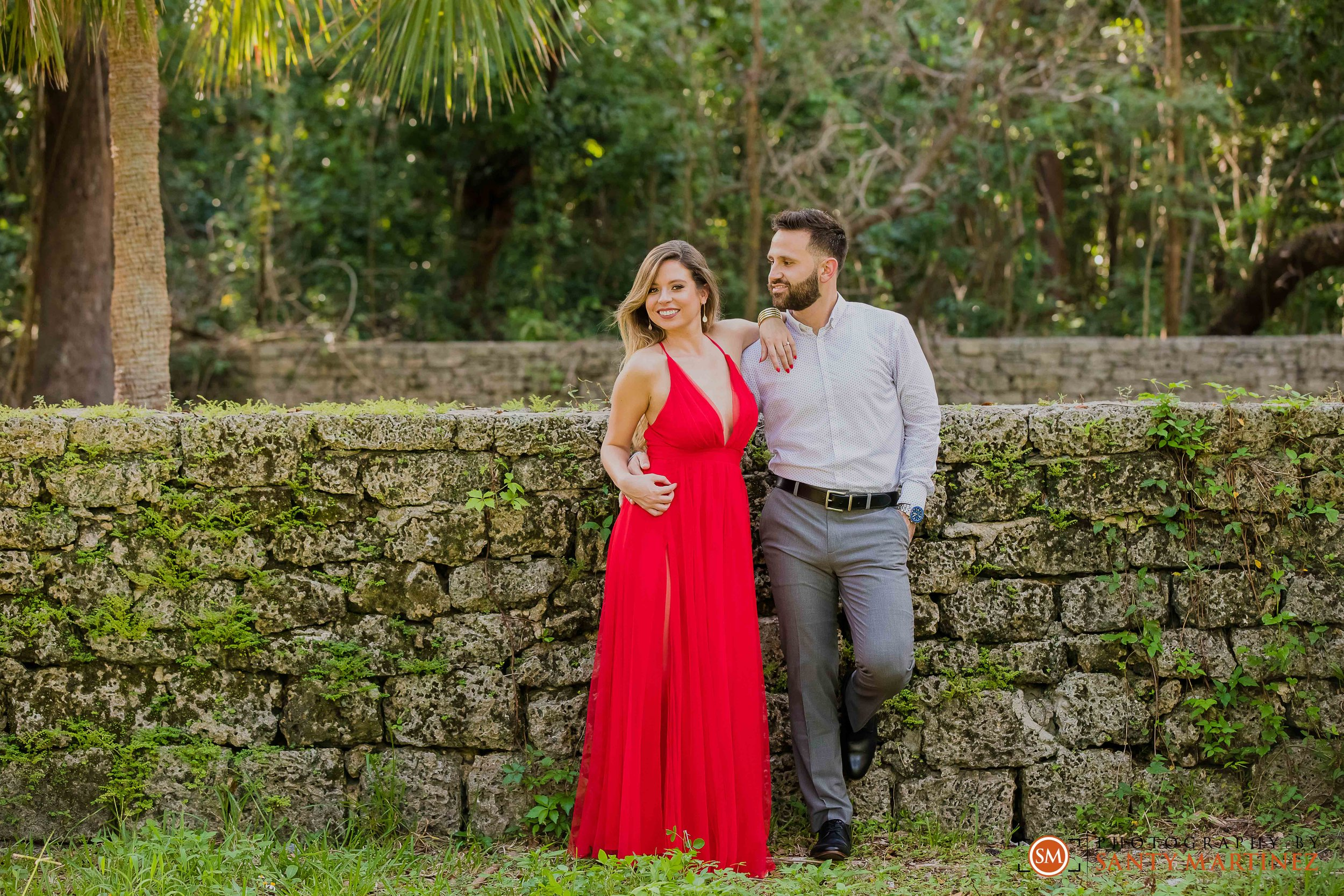 Engagement Session - Matheson Hammock Park - Santy Martinez Wedding Photographer-7.jpg