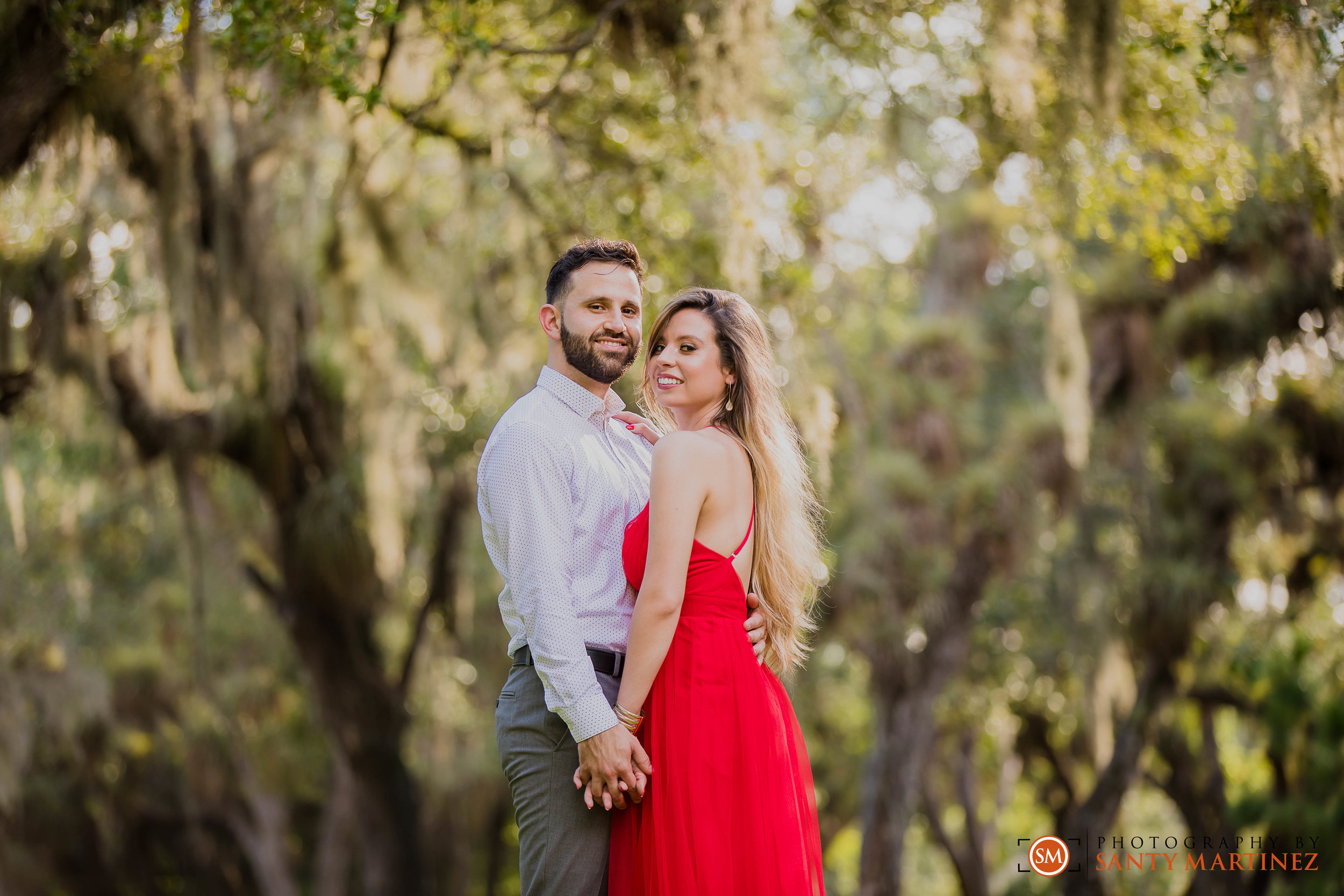 Engagement Session - Matheson Hammock Park - Santy Martinez Wedding Photographer-9.jpg