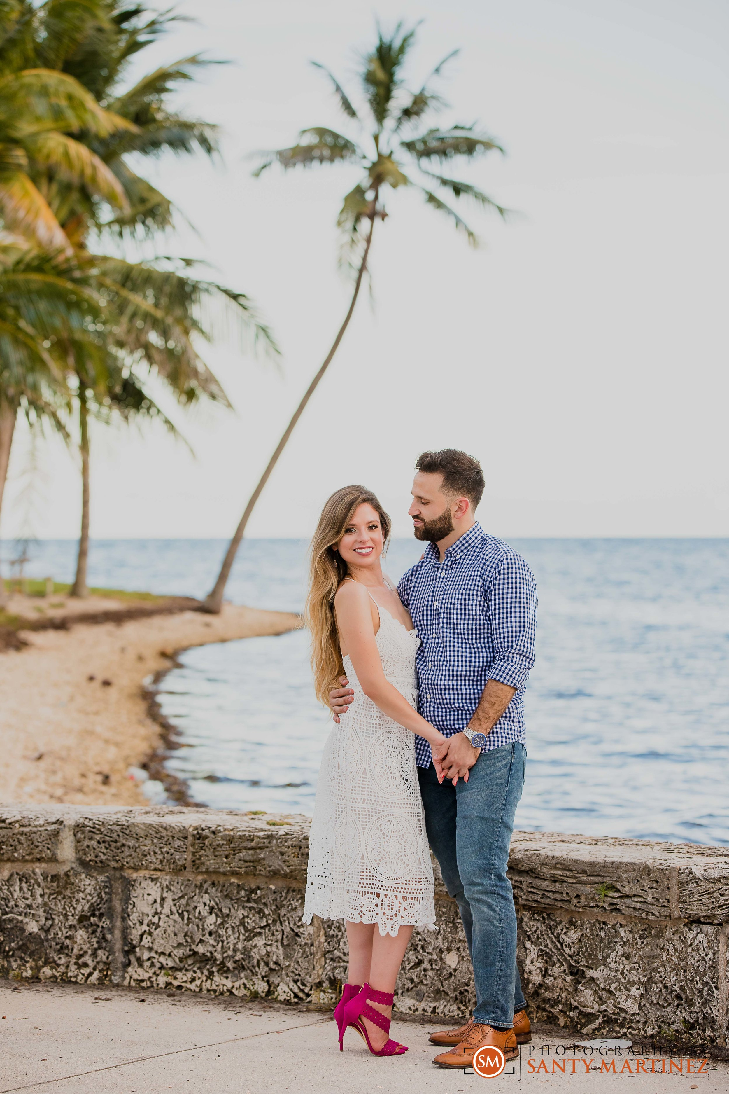 Engagement Session - Matheson Hammock Park - Santy Martinez Wedding Photographer-17.jpg