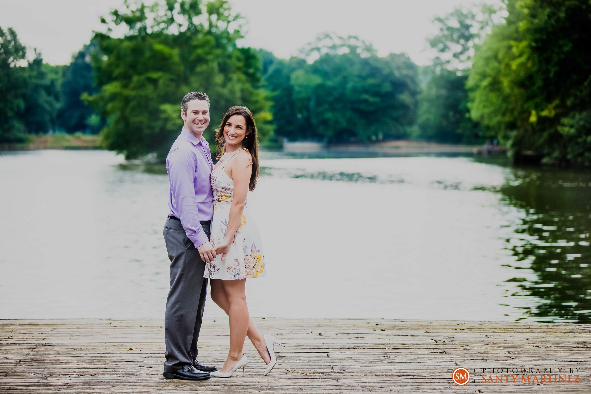 Engagement Session Piedmont Park - Santy Martinez Photography.jpg