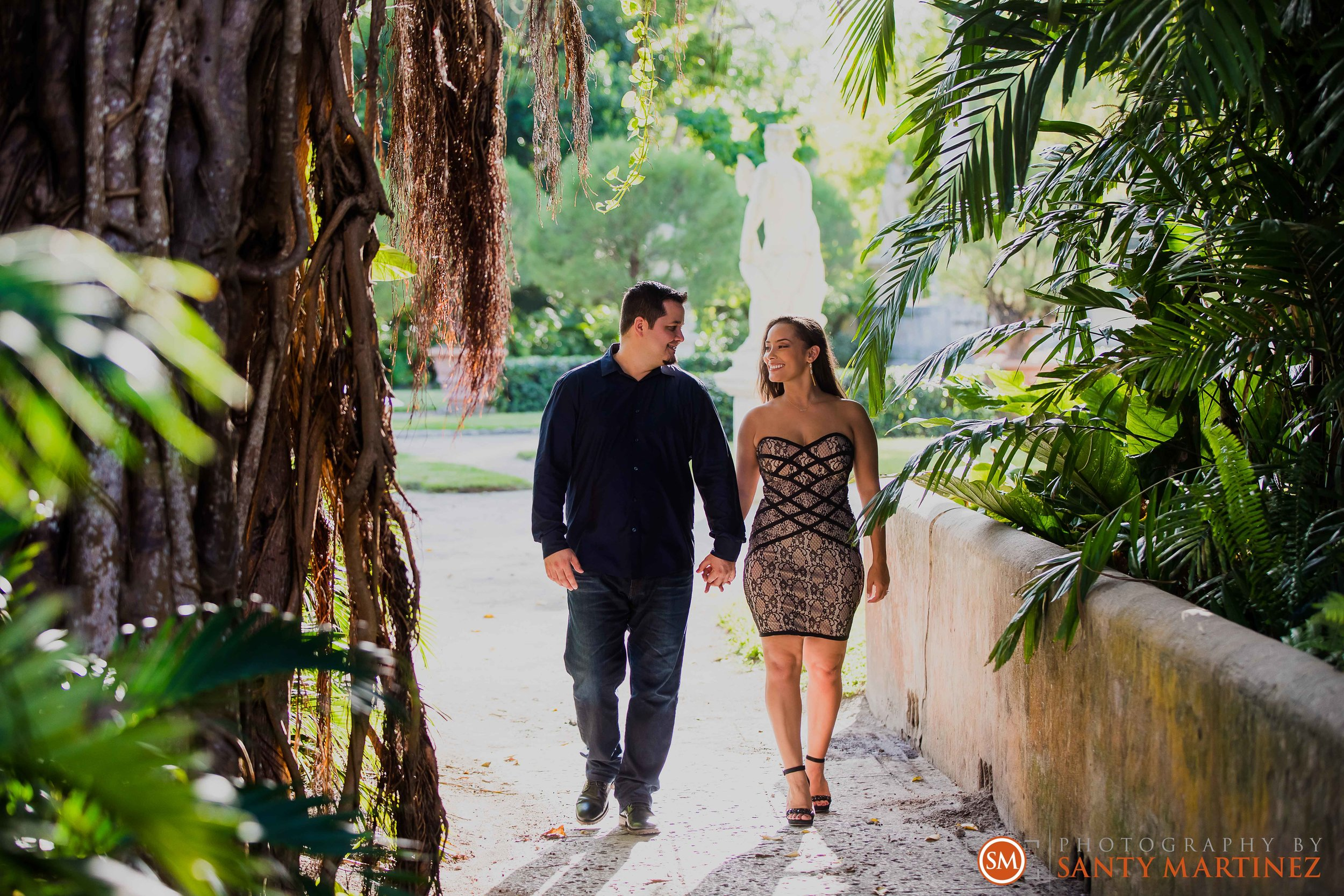 Vizcaya Engagement Session - Photography by Santy Martinez-15.jpg
