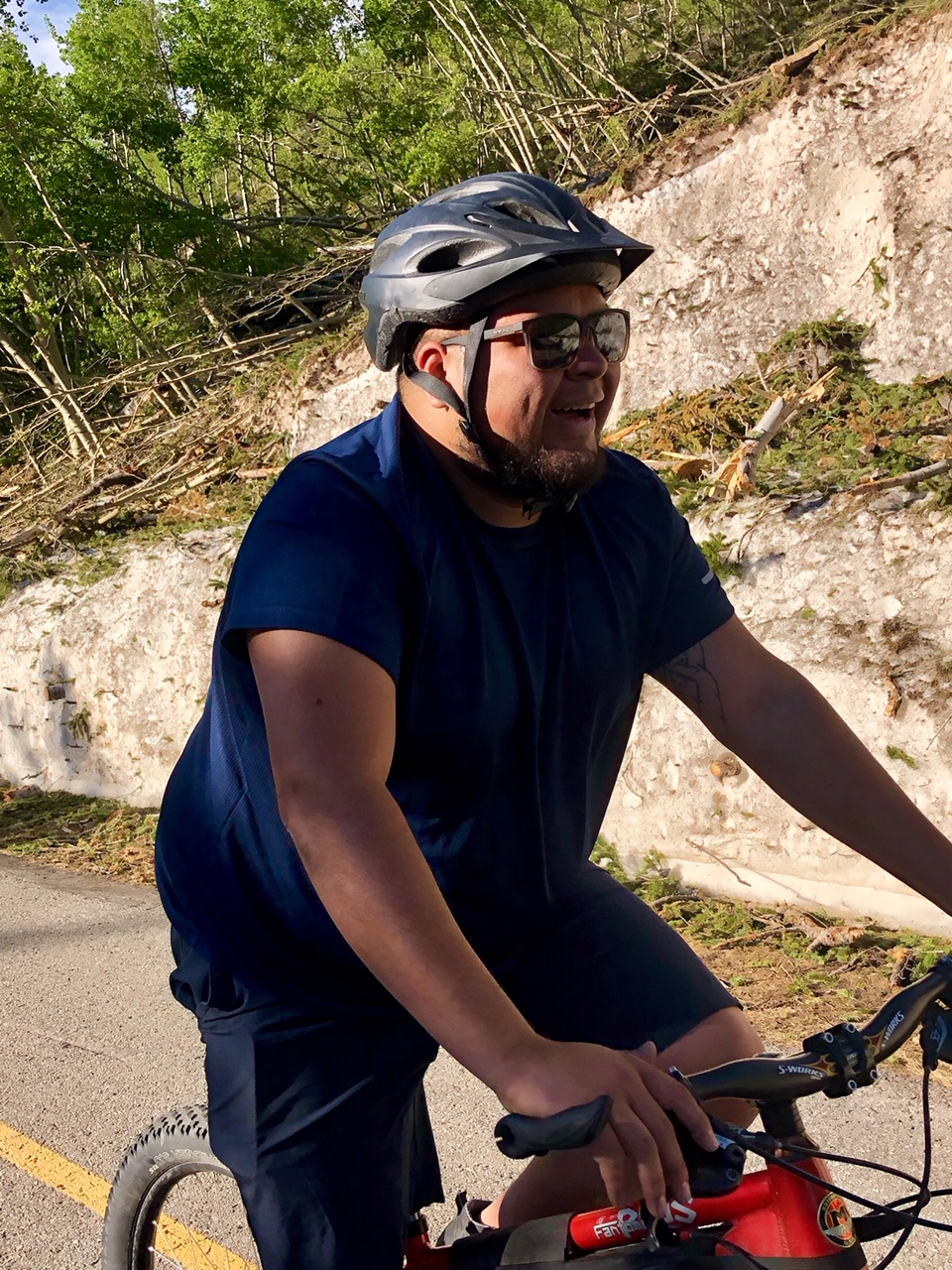 LOCAL DREAMER TO RIDE THROUGH VAIL VALLEY TO RAISE DACA AWARENESS - ARTICLE IN THE VAIL DAILY