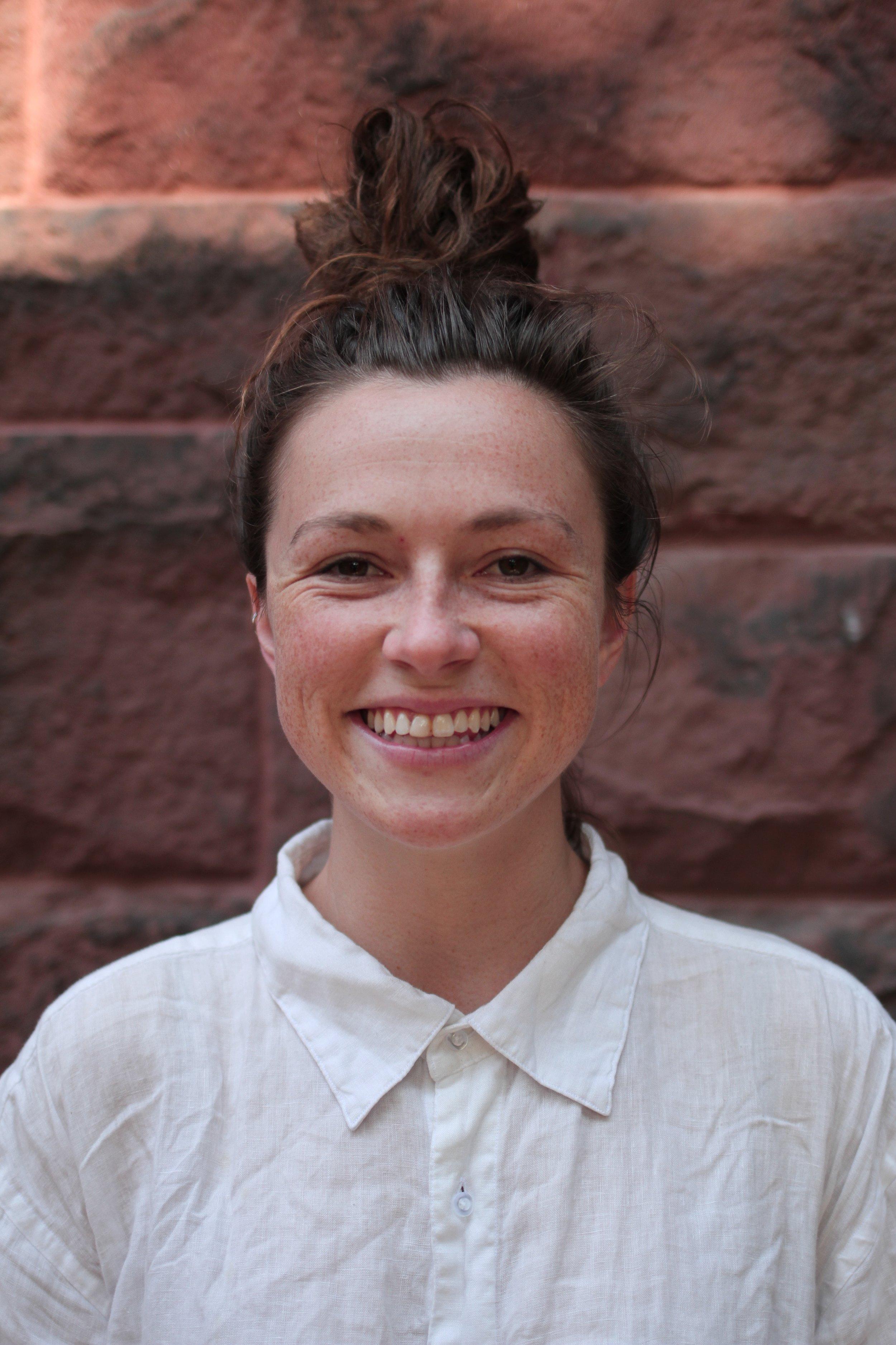 Katie Fettes   Director, Communications