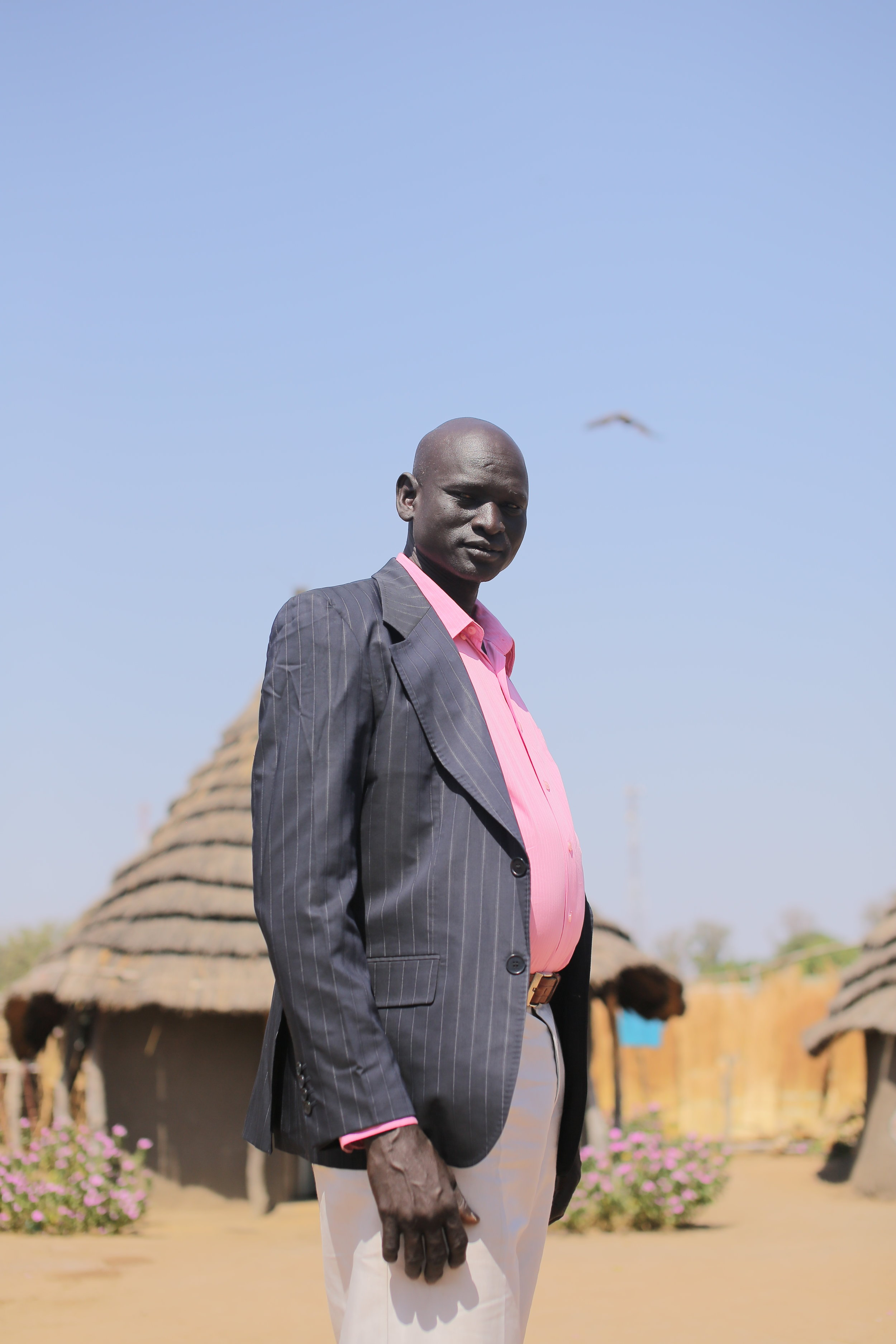James Wol Dut   Country Director, South Sudan