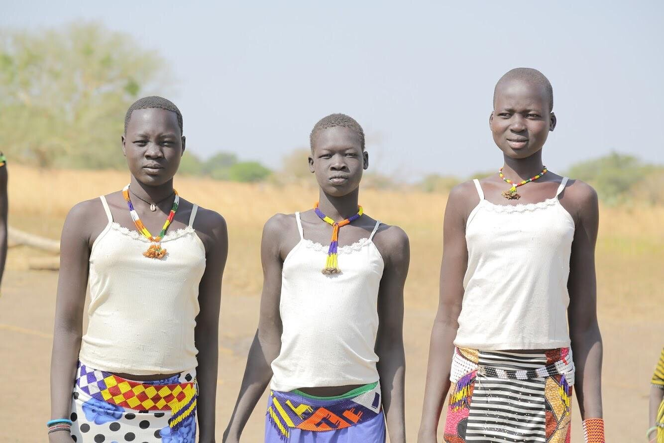 Leaders, environmental stewards, champions of change from Tonj, South Sudan.