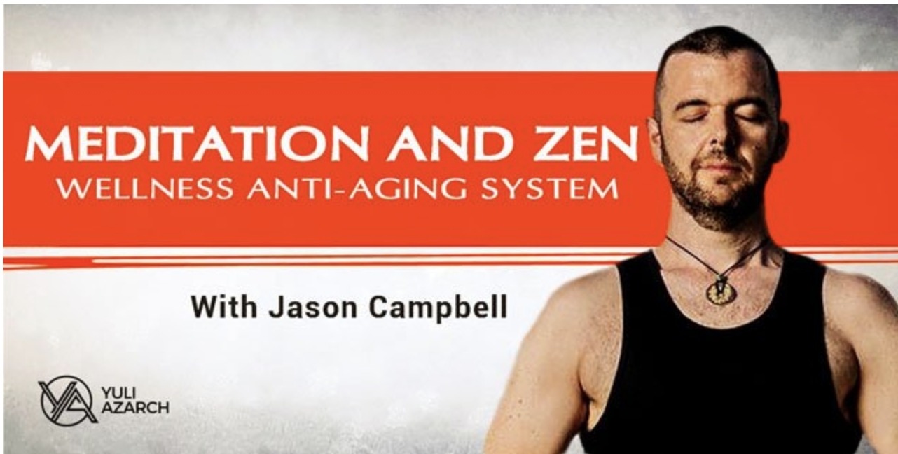 Mediation and Zen with Jason Campbell -