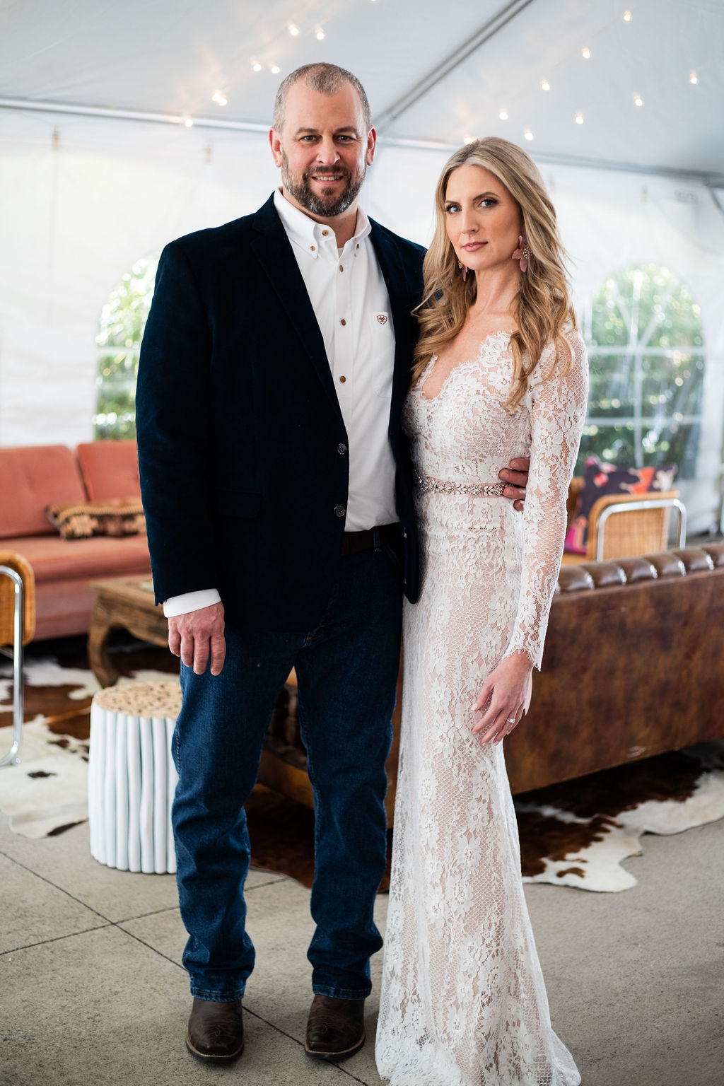 A true Nashville-inspired wedding experience - Working with Abby and her team was truly a wonderful and memorable experience. The song they created for our wedding (a surprise for my husband!) was a huge hit and also gave our guests something very special to commemorate the occasion. If you want a true Nashville-inspired wedding, creating a song with To Have and To Hold is a must-have, added touch! ~Rebekah + Steve, married on 3/23/2019