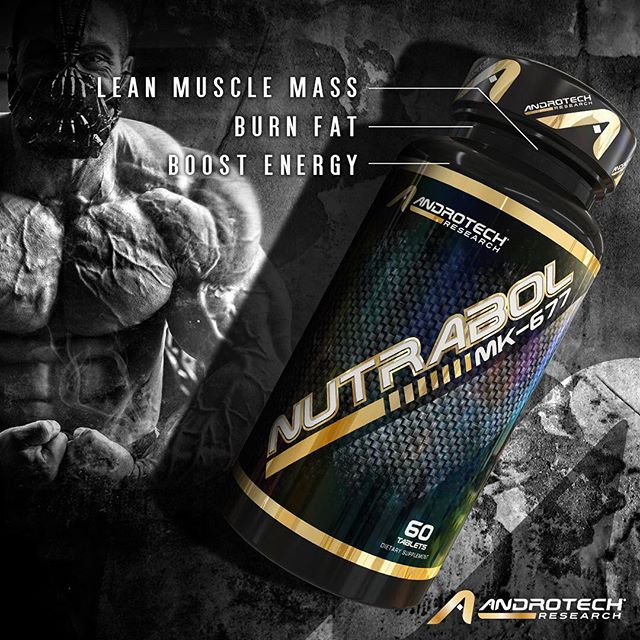 Nutrabol MK-677 is the game changer in the bodybuilding world.
