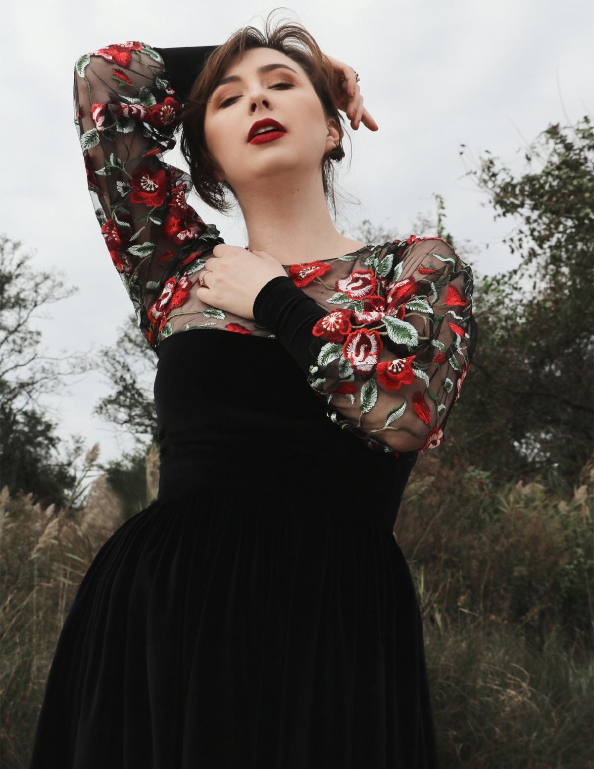 Dress - Sonnet CXVI