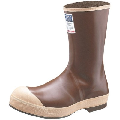 Steel-Toe Offshore Boot