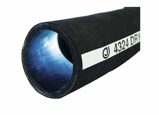 Hose designed with a high abrasion-resistant tube. Ideal for applications where suction and/or discharge of abrasive media is required. Can be crimped or banded to make assemblies per your specifications.