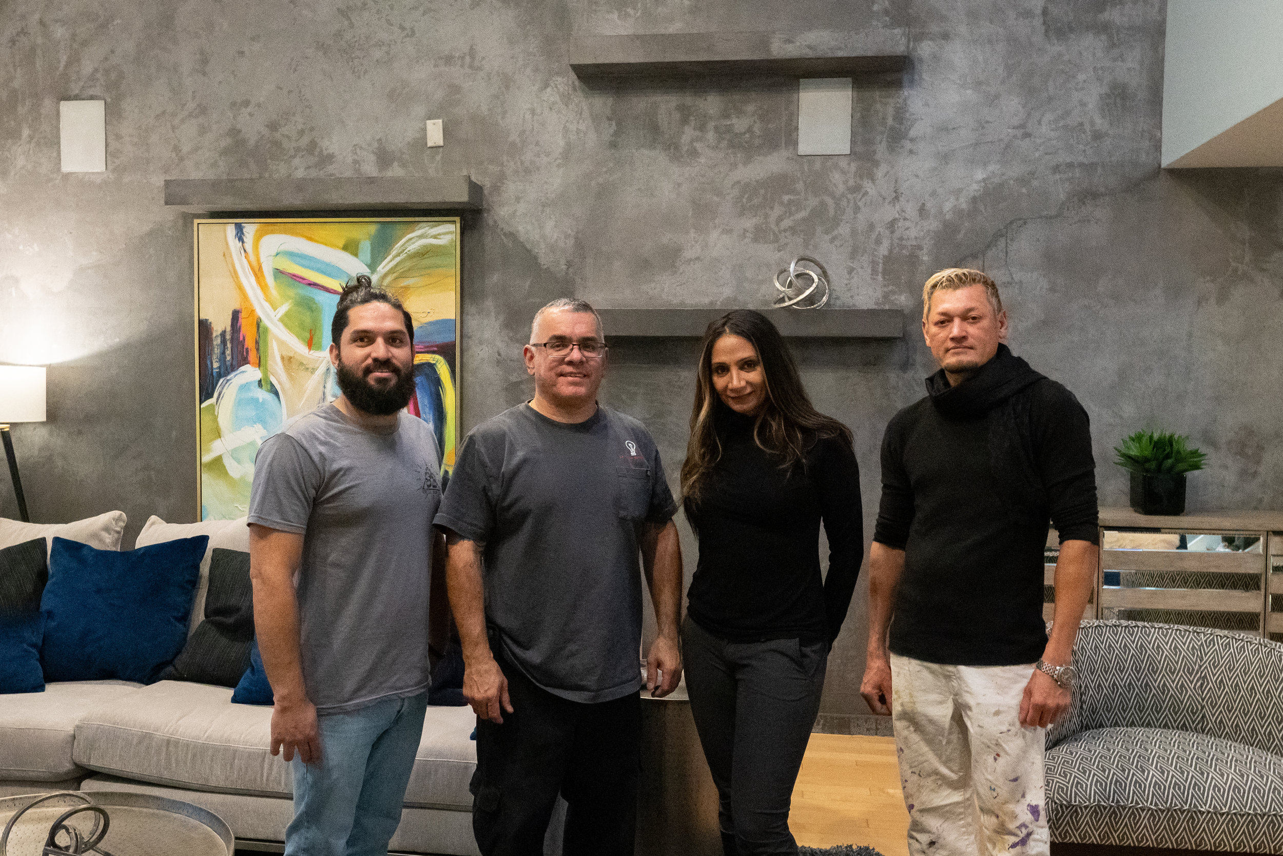 Our Team - From the initial consultation to installation of our products and designs, our team is dedicated to professionalism and customer service.