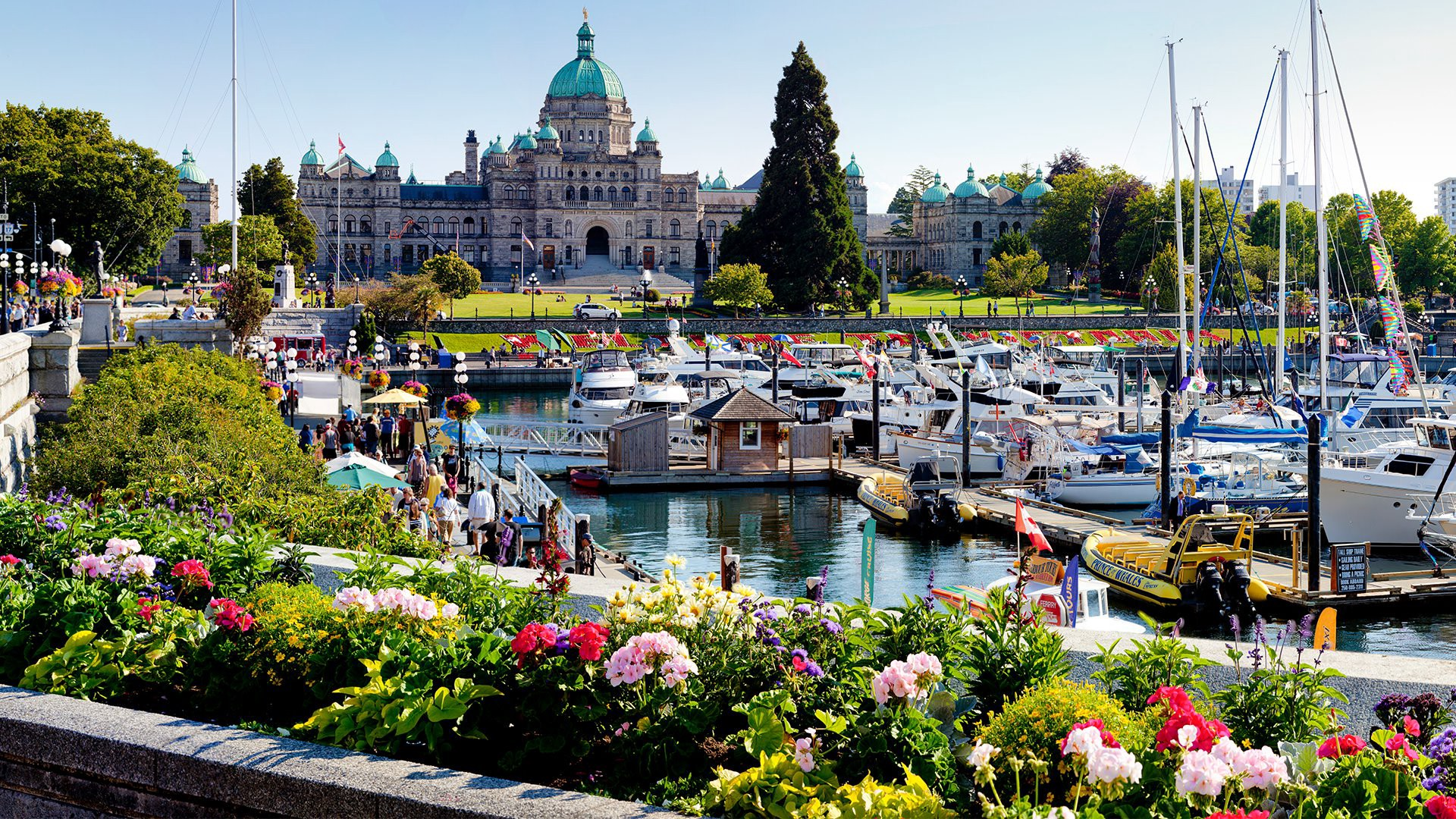 Victoria, British Columbia: 2002 - Duane Windsor