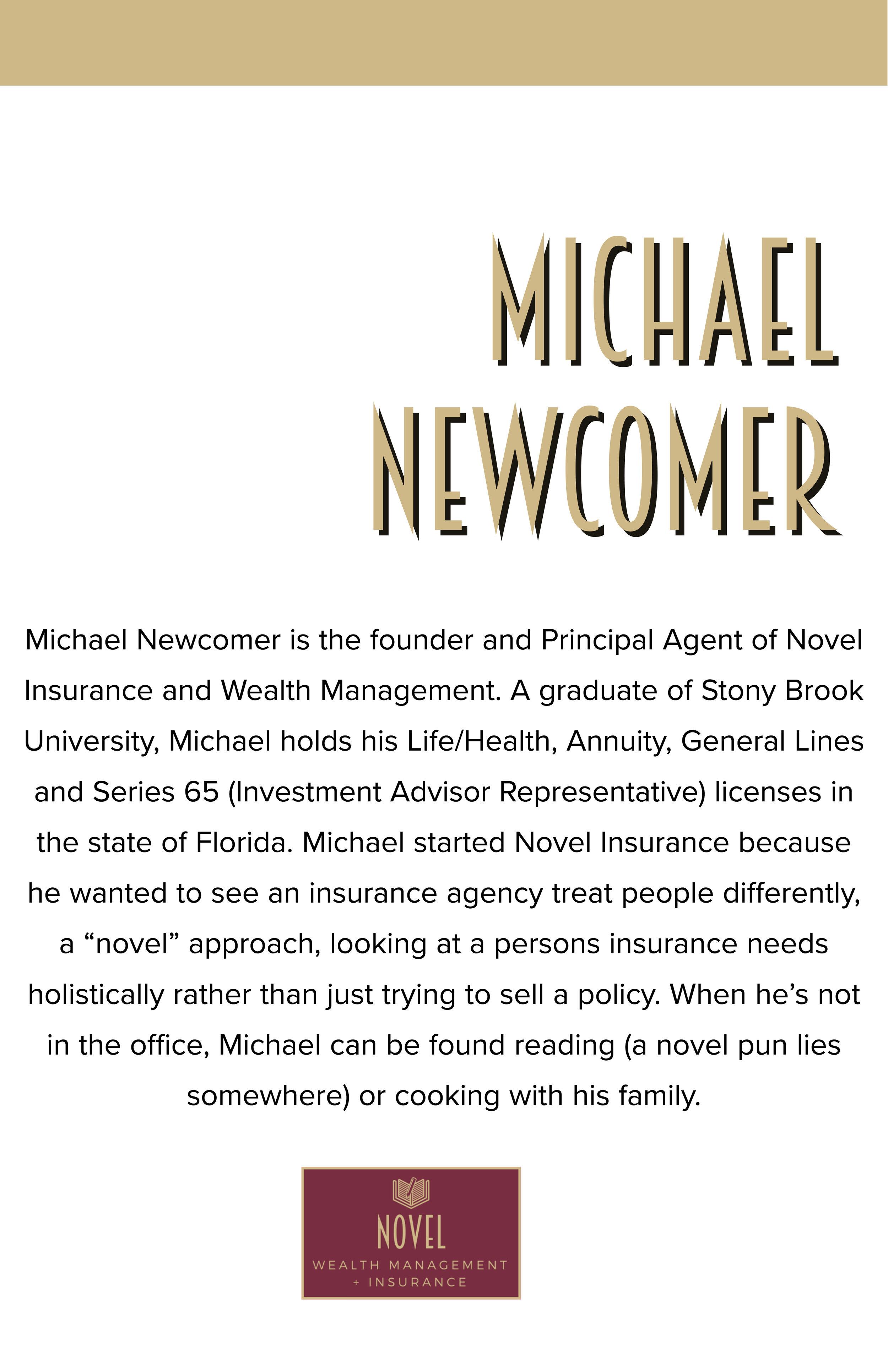 Novel Insurance Michael Newcomer About Me.jpg
