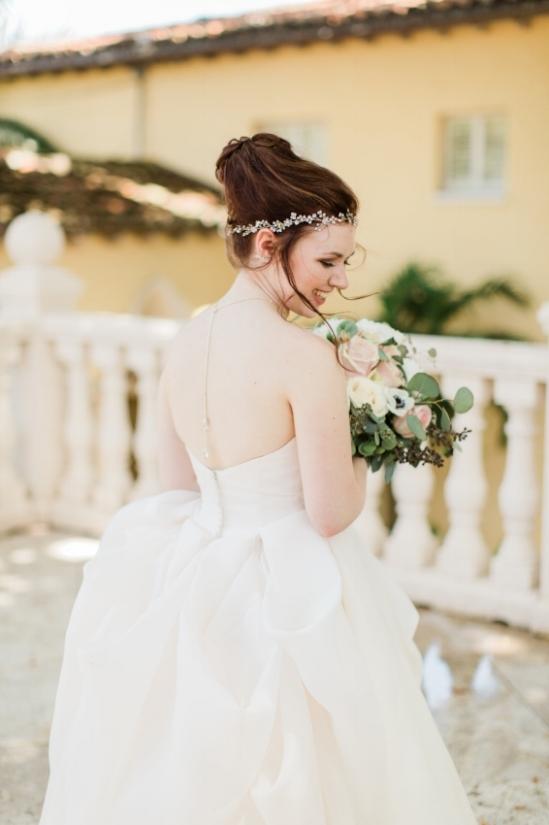 Owner, Amy Lynn Parmar on her wedding day.