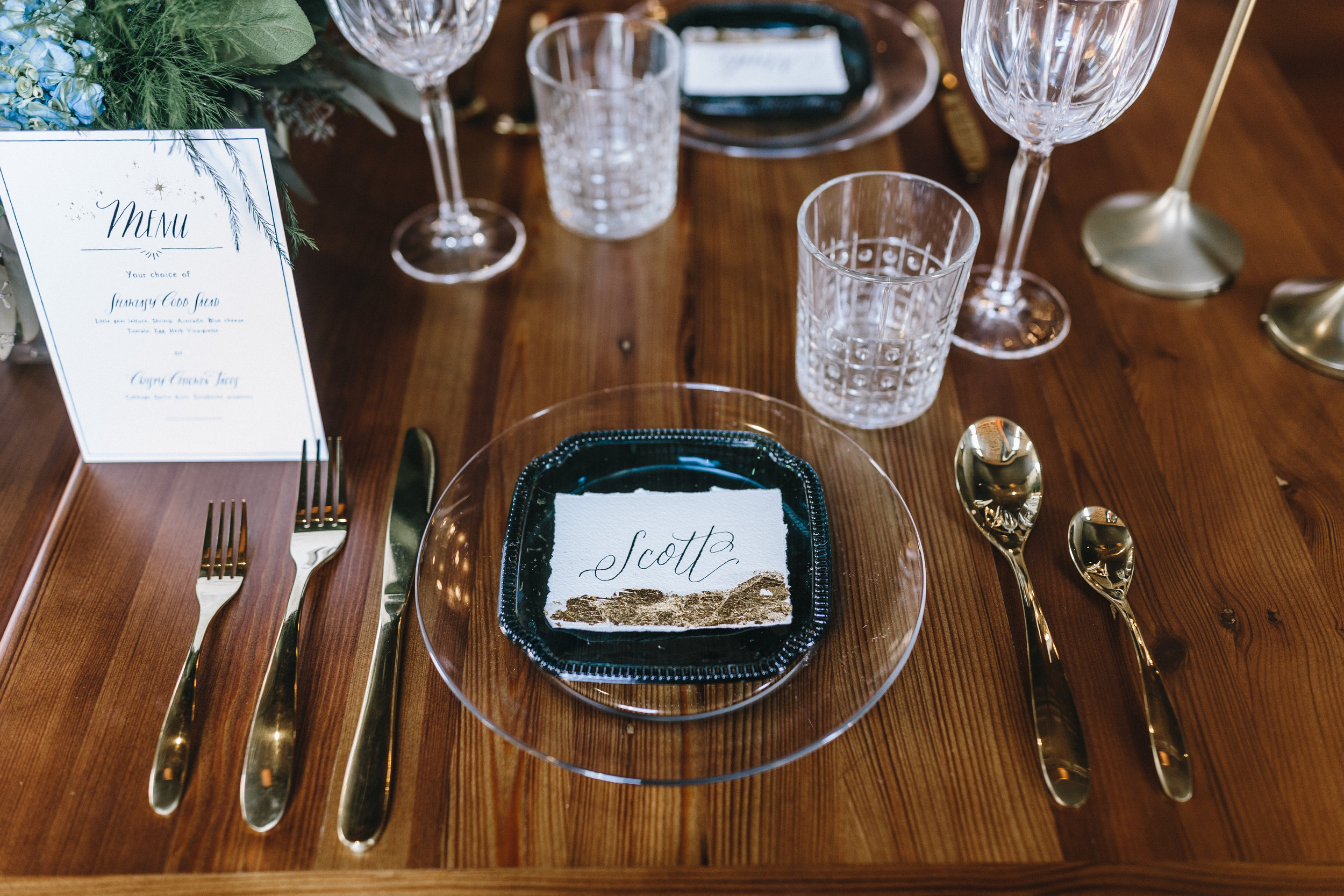Jewel tone Tablescape, Savannah Wedding Planning by Fleeting Elegance
