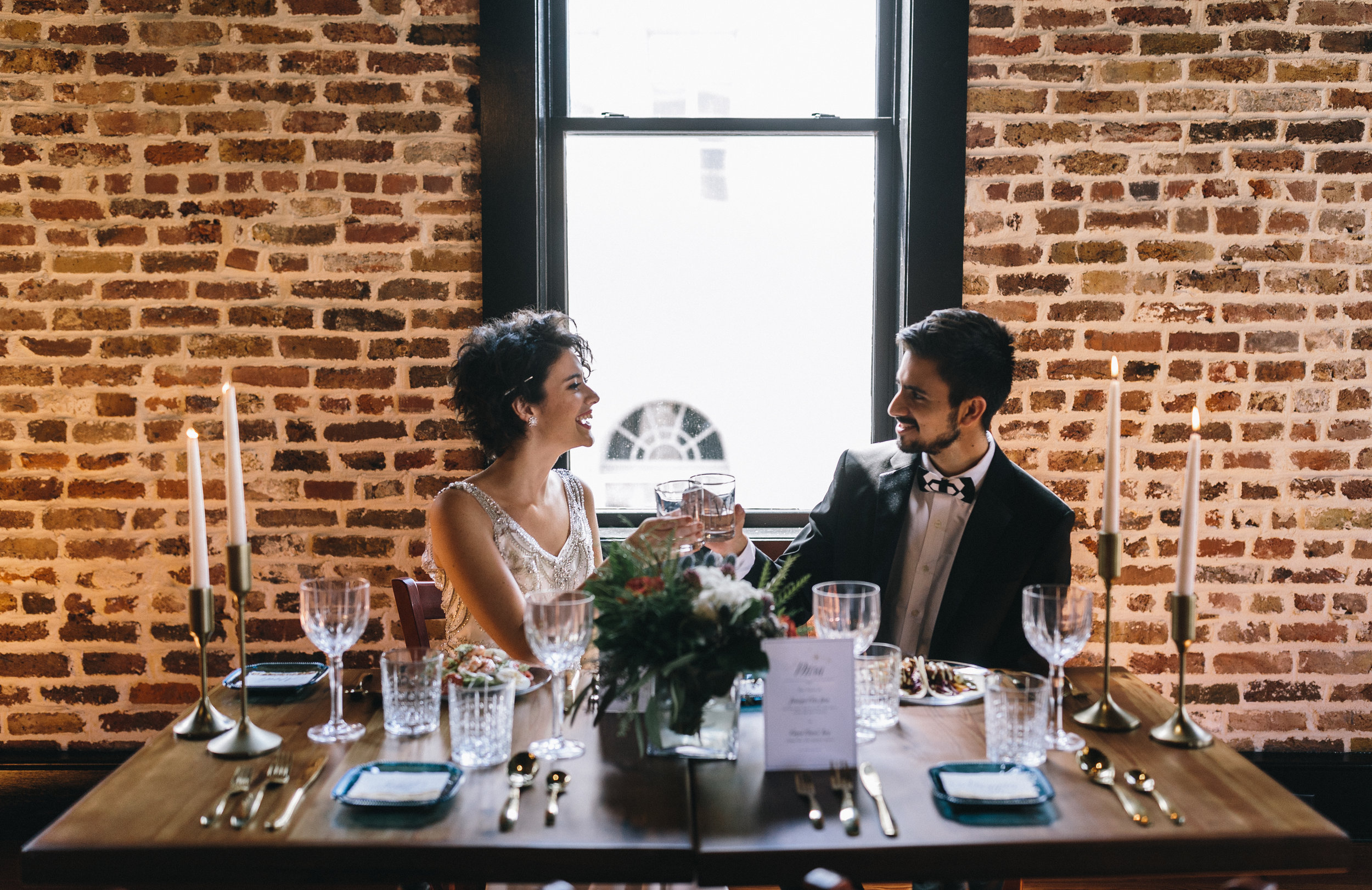 Reception Tablescape Savannah Wedding Planning by Fleeting Elegance