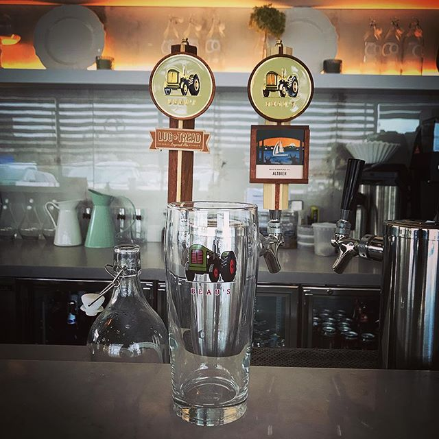 Introducing BEAU'S to the CO.UNITY Family! - 🍺NOW ON TAP🍺 - #counity #kitchen #aurora #restaurant #local #community #ontario #craft #beer #on #tap #now #beaus #brewery #all #natural #brewing #company #lager #ale #social #enterprise #bcorp