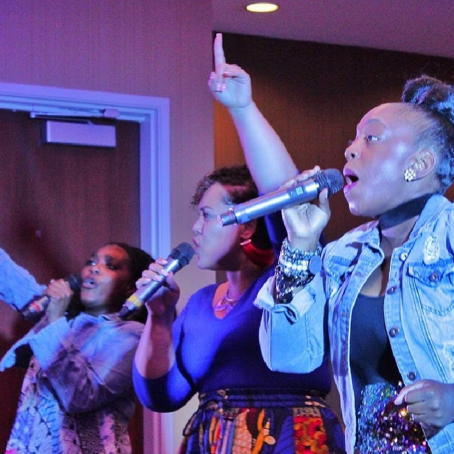 PRAISE & WORSHIP  Our Praise and Worship team is responsible for ministering and setting the atmosphere by way of worship before the message is given.